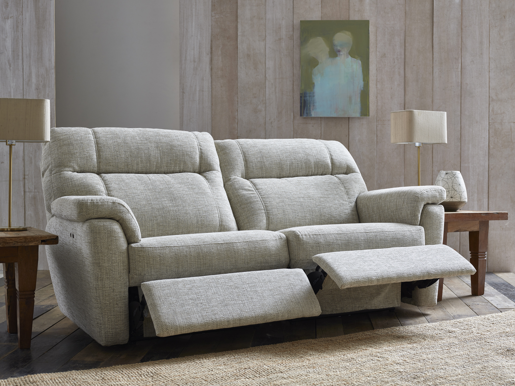 Cameron Fabric Sofa & Chair Collection Intended For Cameron Sofa Chairs (Photo 7 of 20)