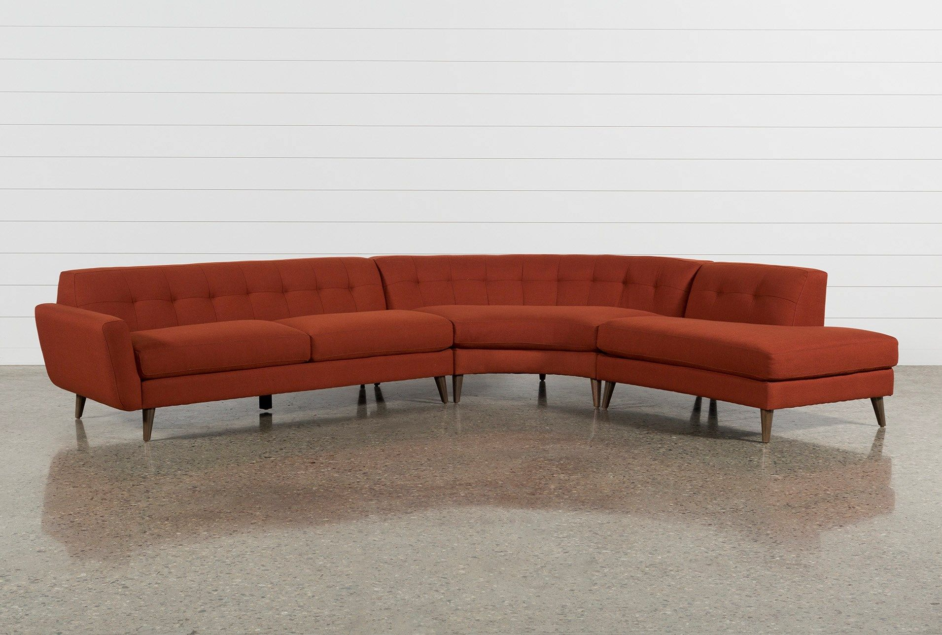 Chill 3 Piece Sectional In 2018 | Home | Pinterest | 3 Piece, 3 For Matteo Arm Sofa Chairs By Nate Berkus And Jeremiah Brent (Image 3 of 20)