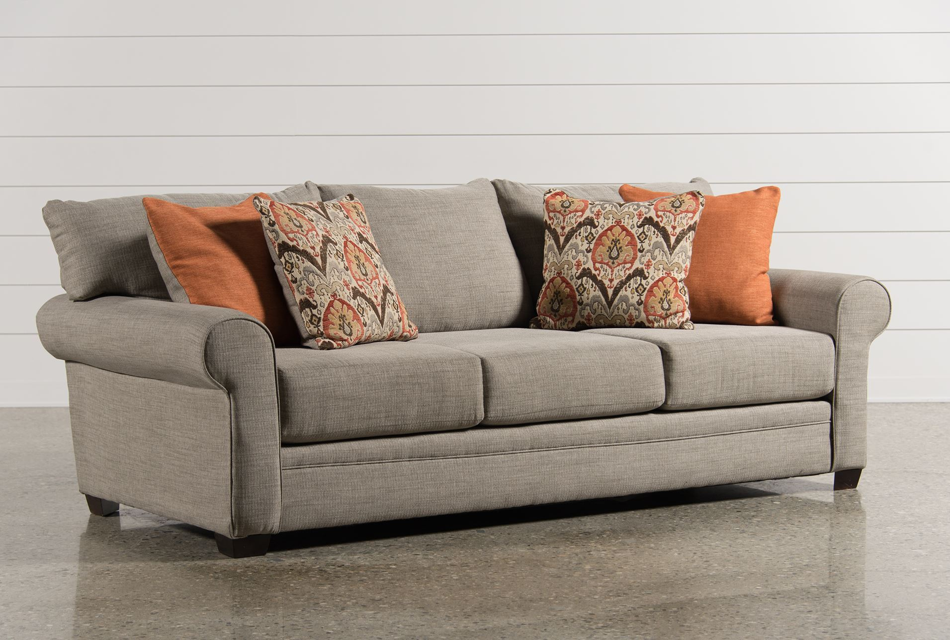 Colour Slipcovers Pillows Covers Couch Placement Glamour Schemes Inside Aquarius Dark Grey Sofa Chairs (Image 13 of 20)