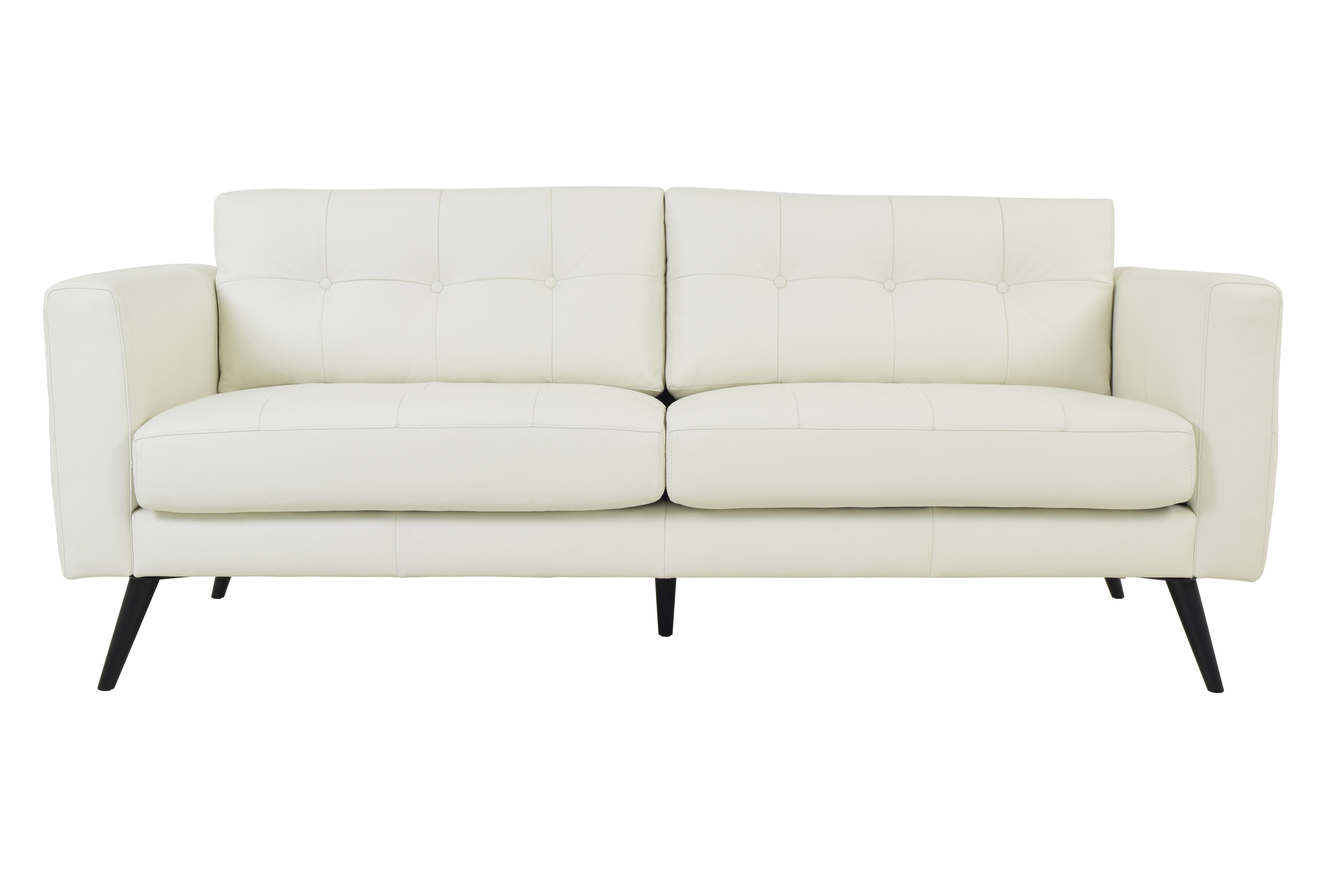 Corrigan Studio Gordon Leather Sofa | Wayfair With Regard To Gordon Arm Sofa Chairs (Image 3 of 20)