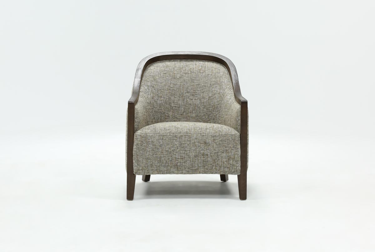 Cosette Accent Chair | Living Spaces Intended For Cosette Leather Sofa Chairs (View 10 of 20)