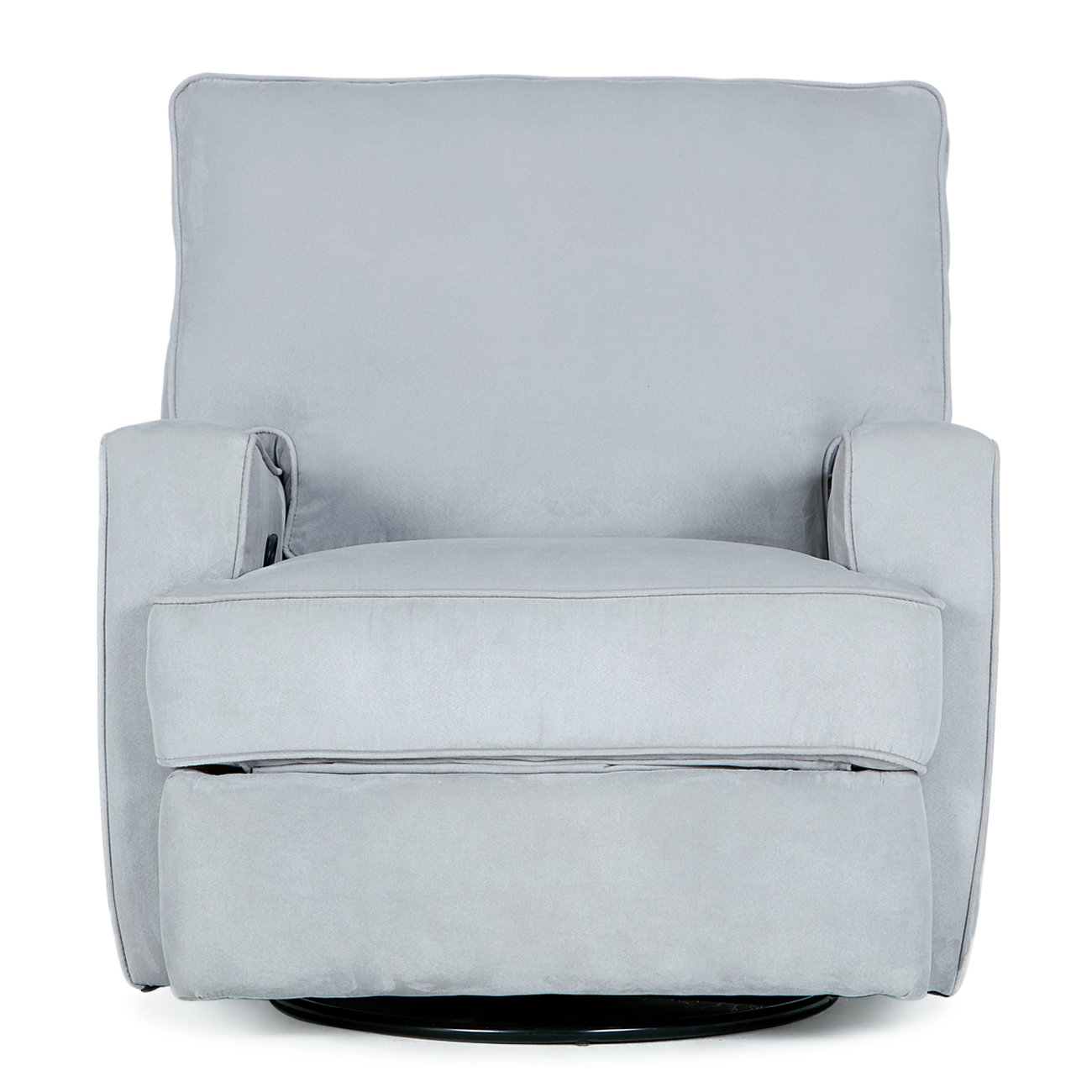 Darby Home Co Finck Manual Swivel Recliner | Wayfair With Regard To Dale Iii Polyurethane Swivel Glider Recliners (Image 7 of 20)