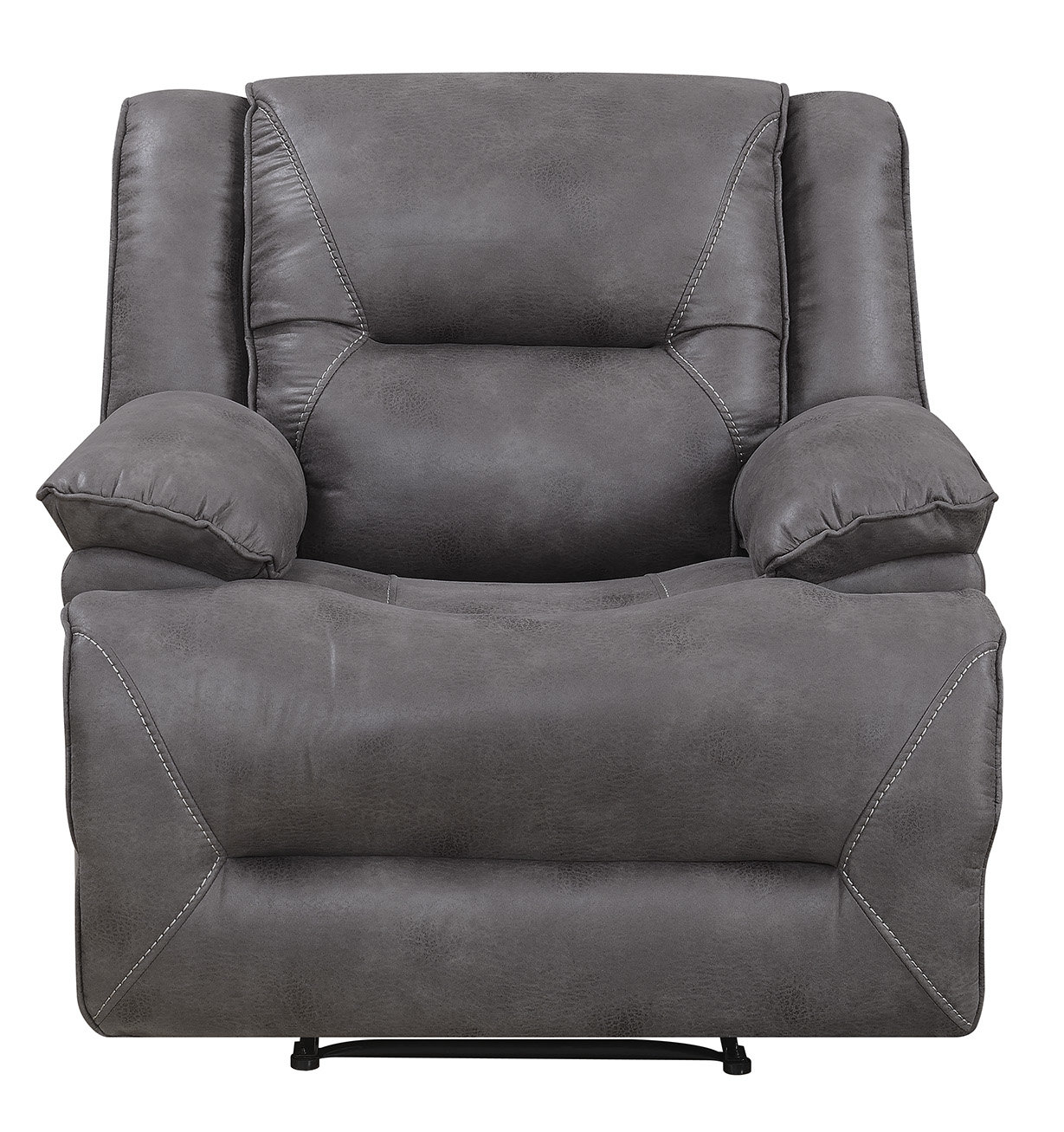 Darby Home Co Finlay Recliner | Wayfair In Dale Iii Polyurethane Swivel Glider Recliners (Photo 8 of 20)