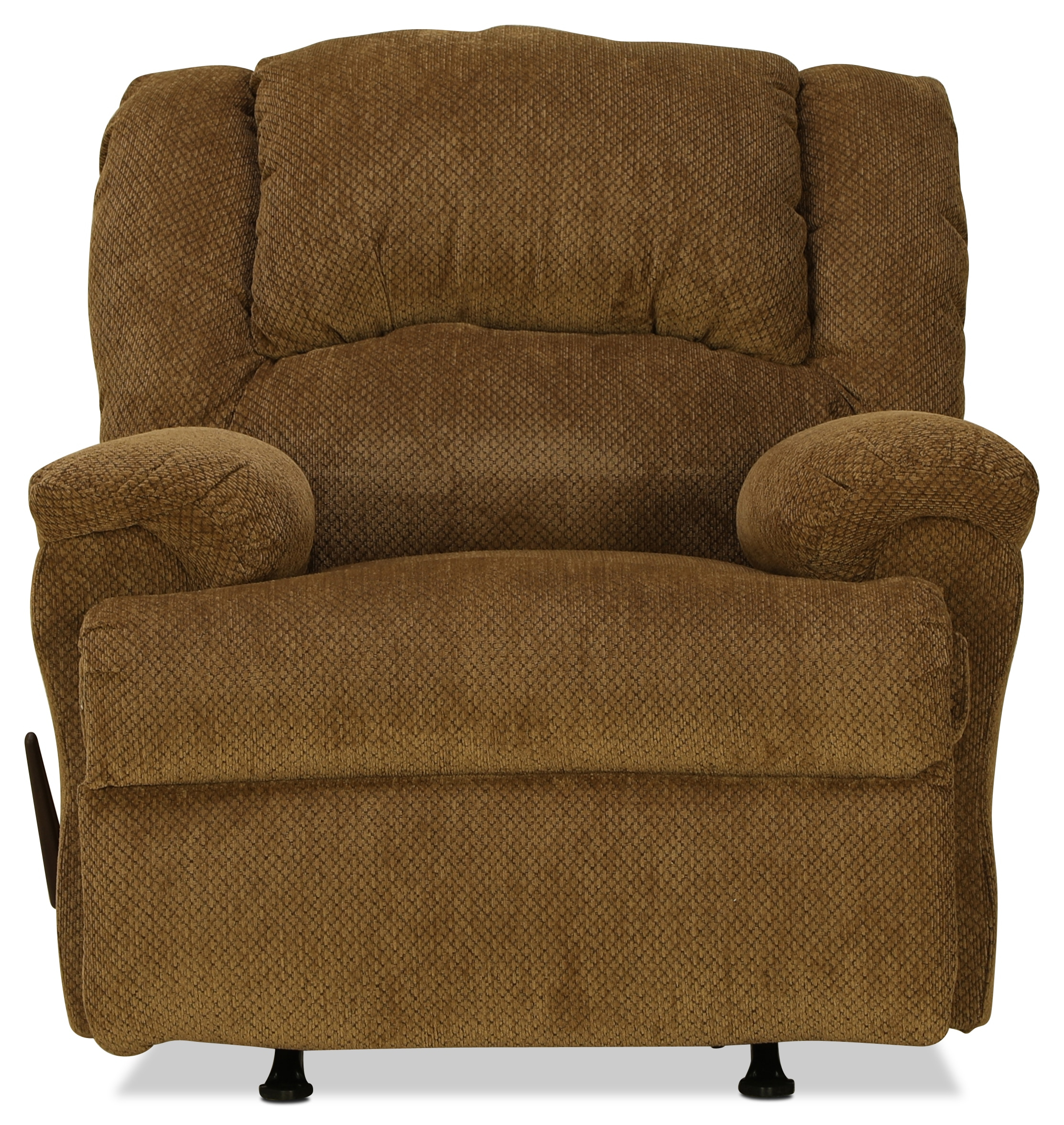 Decker Rocker Recliner – Mocha | For Decker Ii Fabric Swivel Glider Recliners (Image 9 of 20)