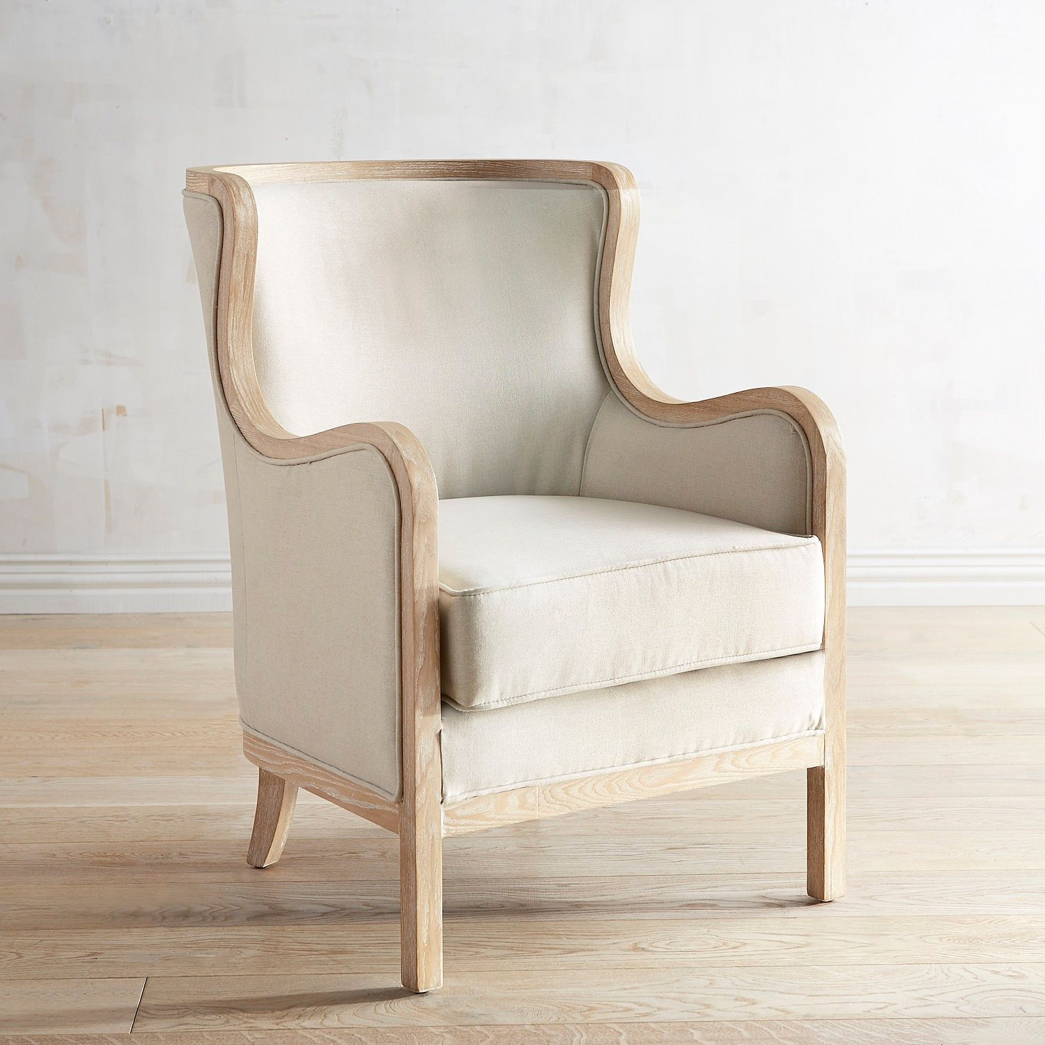 Devon Flax Ivory Chair In 2018 | Kids Playroom | Chair, Furniture With Devon Ii Swivel Accent Chairs (Image 4 of 20)