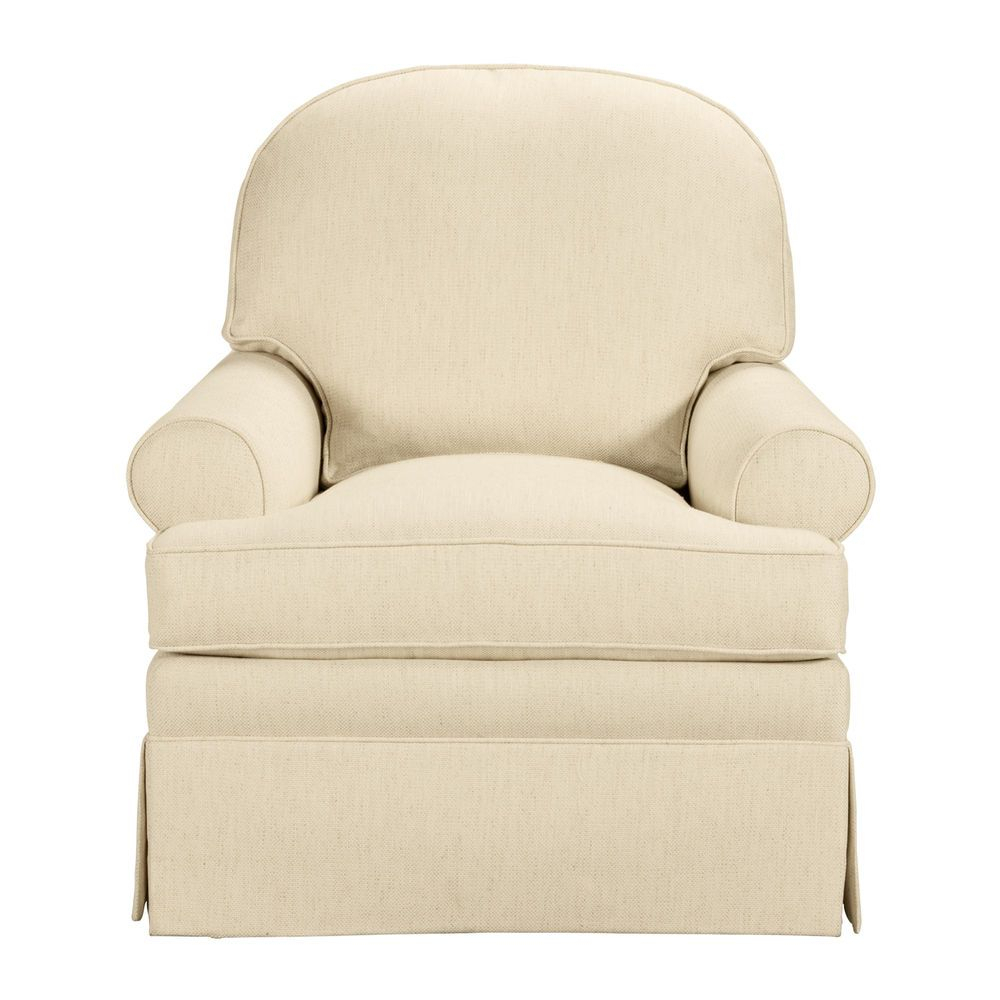 Devonshire Chair – Ethan Allen Us Navy Fabric Available For $1300+ In Devon Ii Swivel Accent Chairs (Image 10 of 20)