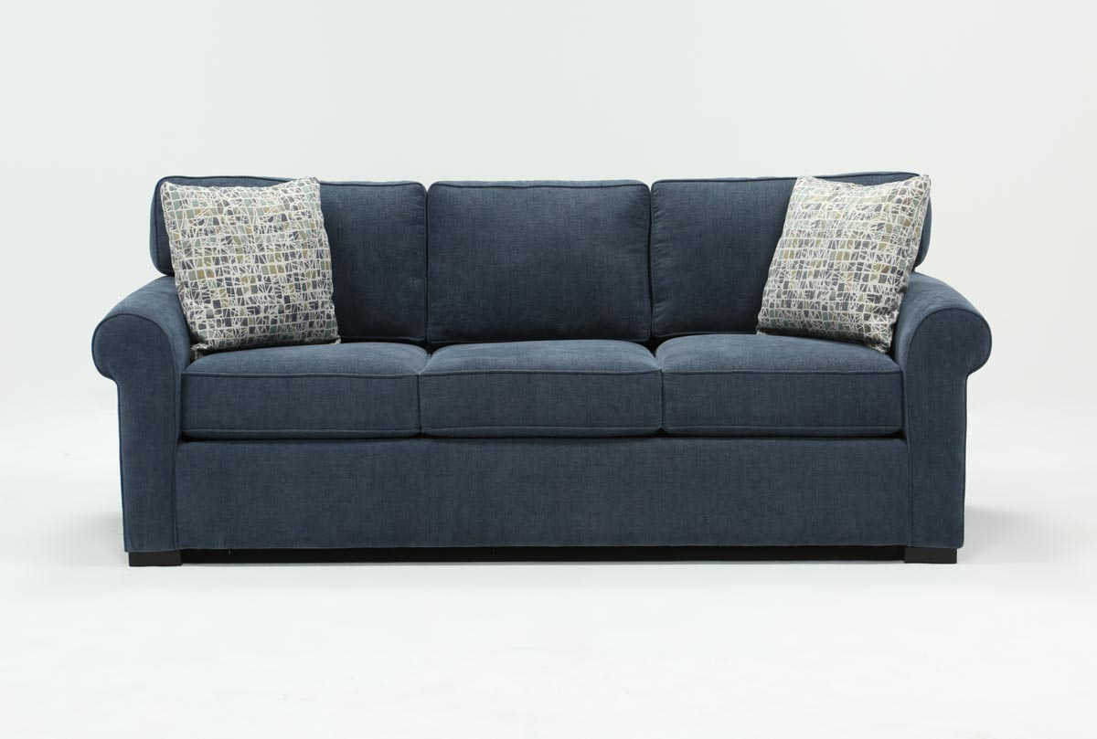 Elm Sofa | Living Spaces Inside Elm Sofa Chairs (Image 7 of 20)
