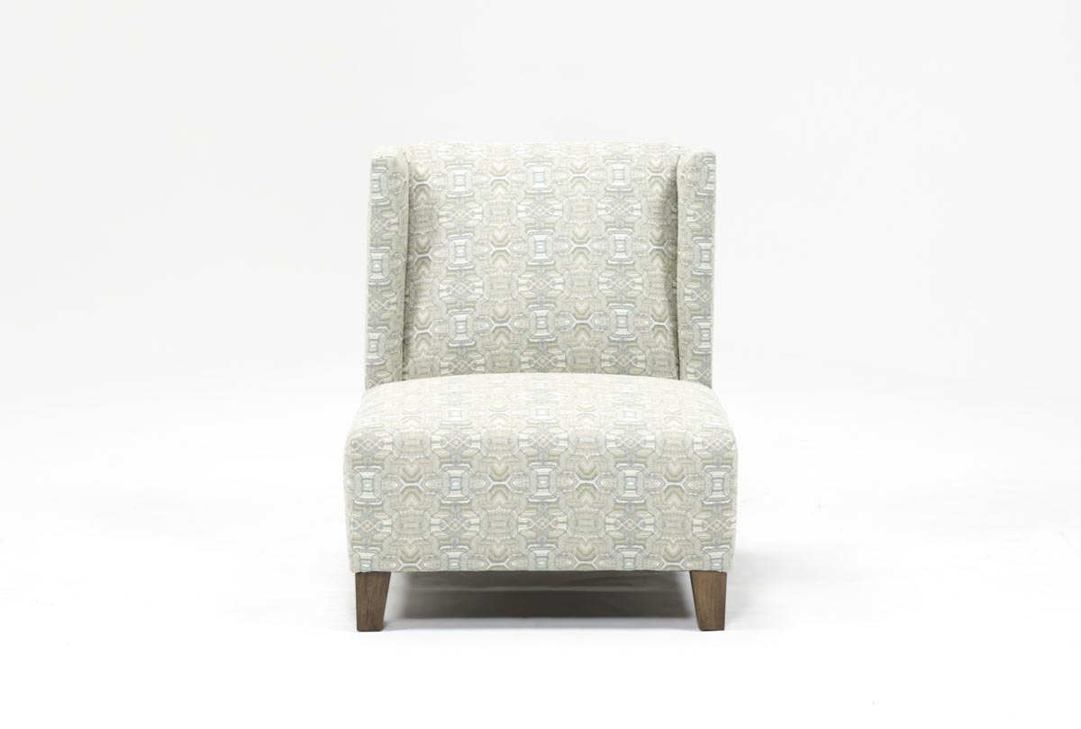 Emerson Accent Chair | Living Spaces Within Harbor Grey Swivel Accent Chairs (Image 11 of 20)