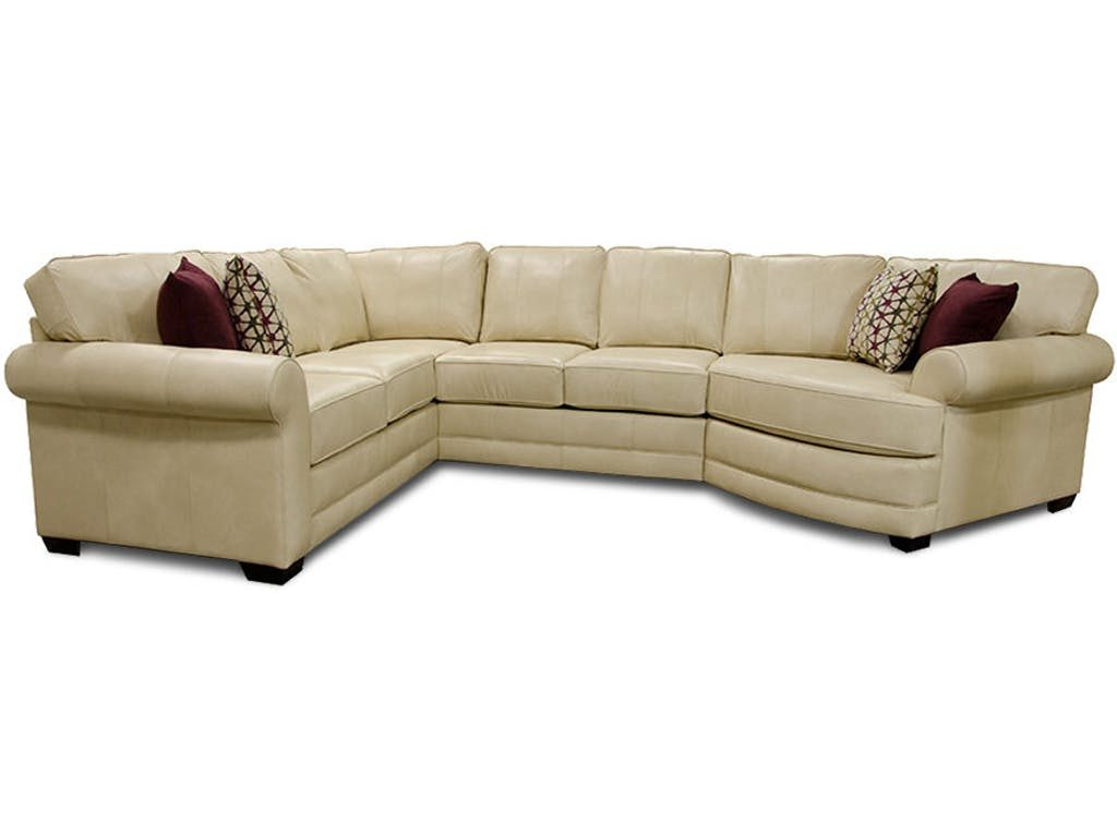 England Furniture Landry Sectional 5630Al : Gamburgs Furniture With Landry Sofa Chairs (Image 10 of 20)