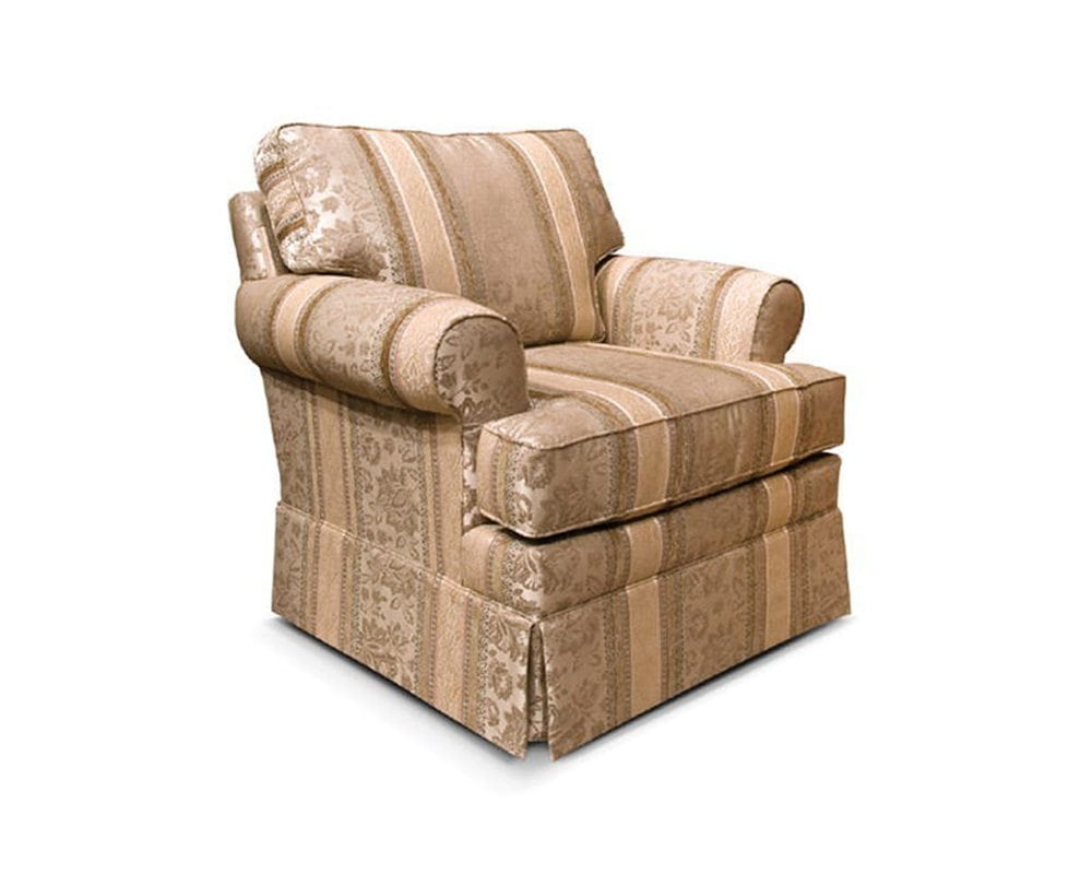 England Reclining & Stationary Chairs | Homesquare Furniture With Abbey Swivel Glider Recliners (Photo 9 of 20)