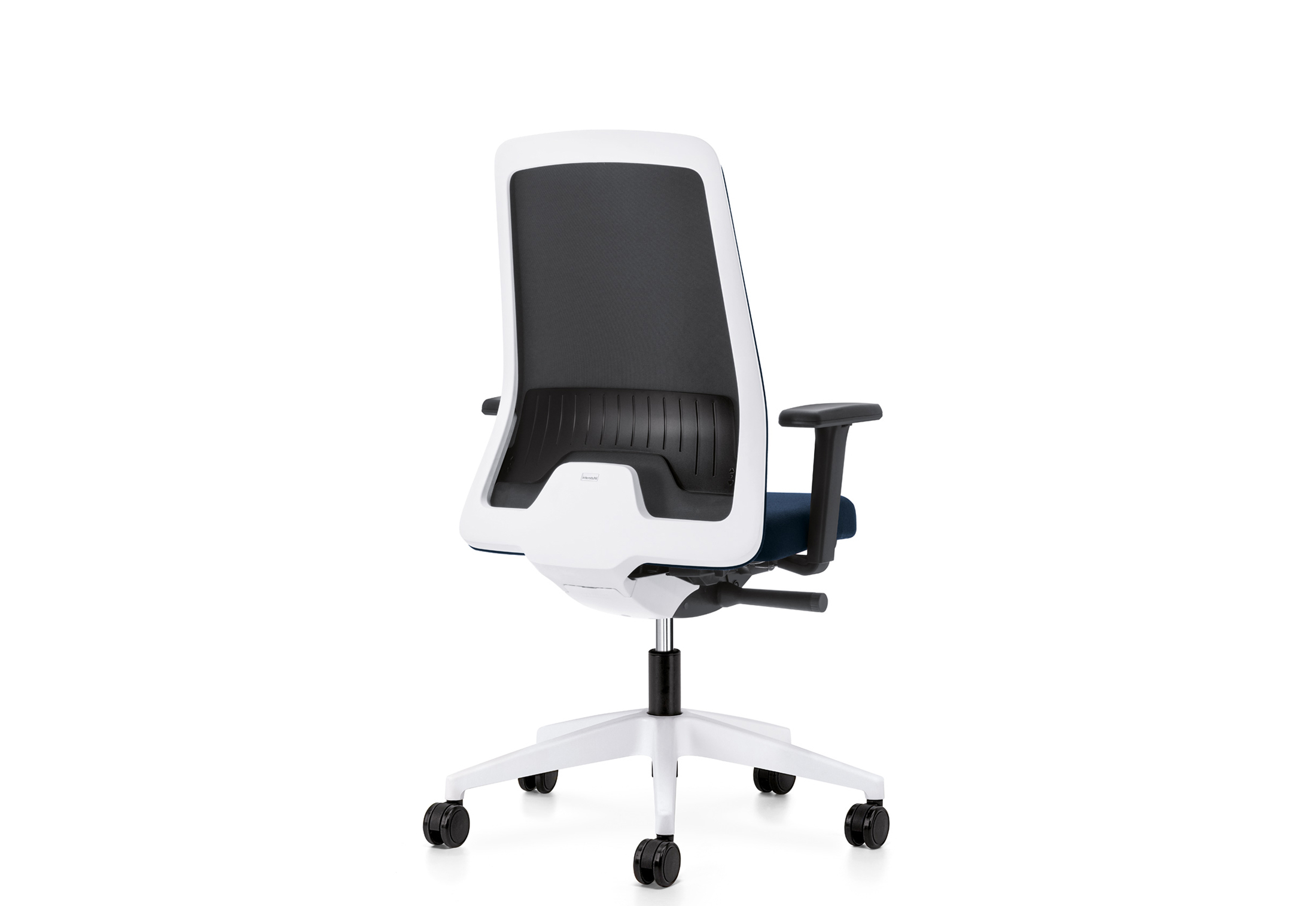 Everyis1 Chillback Swivel Chairinterstuhl | Stylepark Within Chill Swivel Chairs With Metal Base (Image 10 of 20)