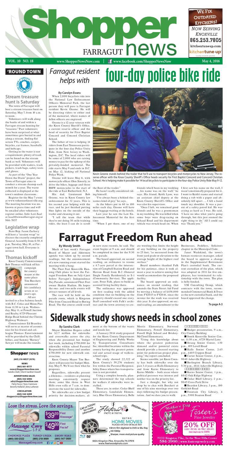 Farragut Shopper News 050416Shopper News – Issuu Throughout Gannon Truffle Power Swivel Recliners (Photo 13 of 20)