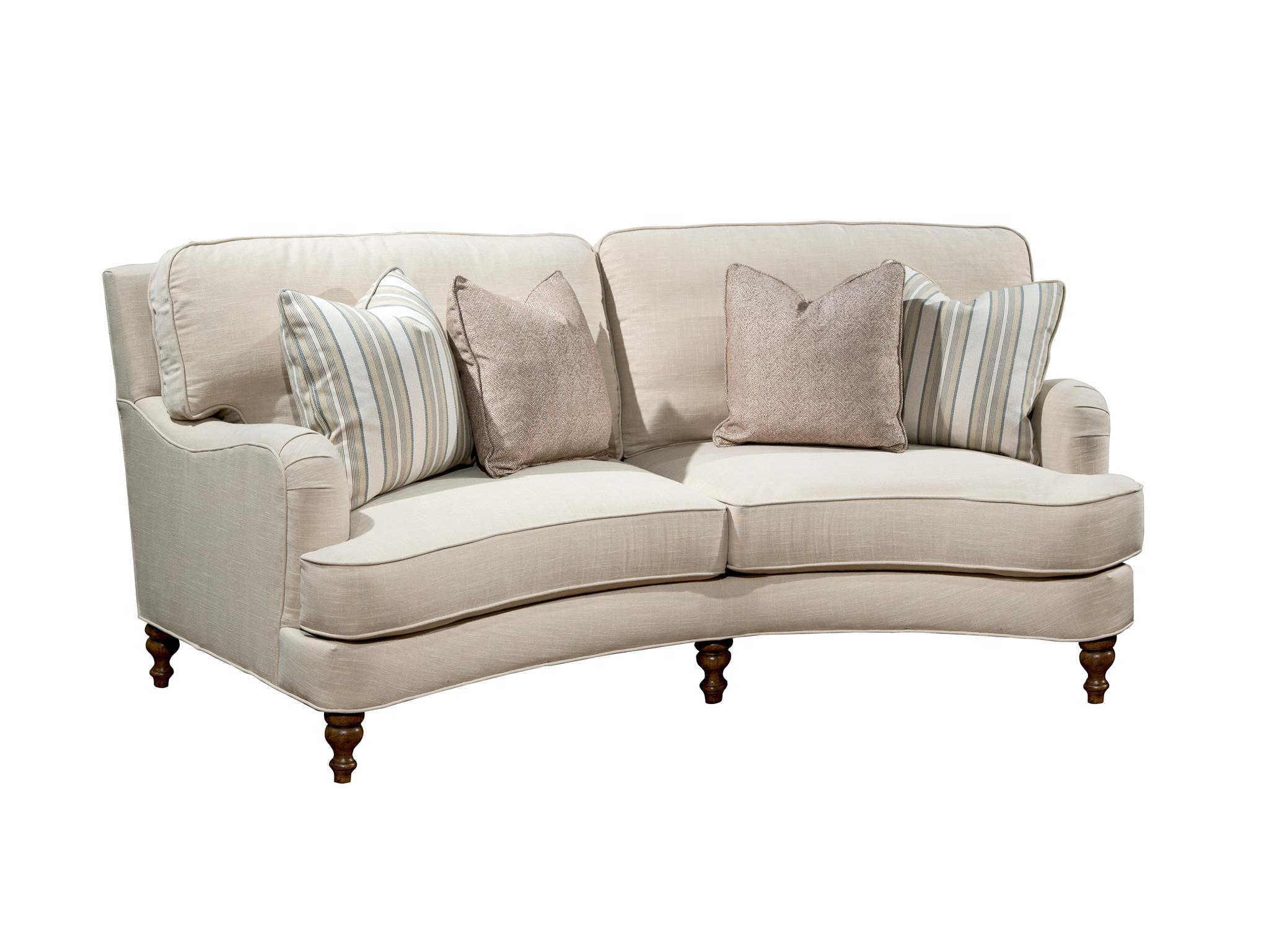 Fine Furniture Design | Grace Sofa Within Grace Sofa Chairs (Image 1 of 20)