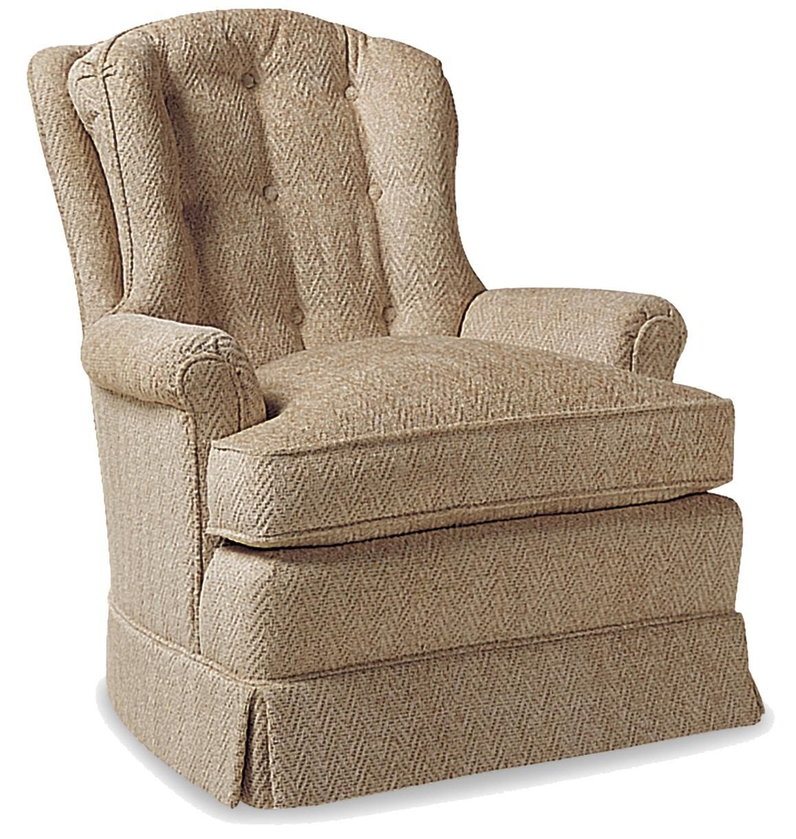 Fine Upholstered Accents O'connor Swivel Rockerjessica Charles In Twirl Swivel Accent Chairs (Photo 15 of 20)