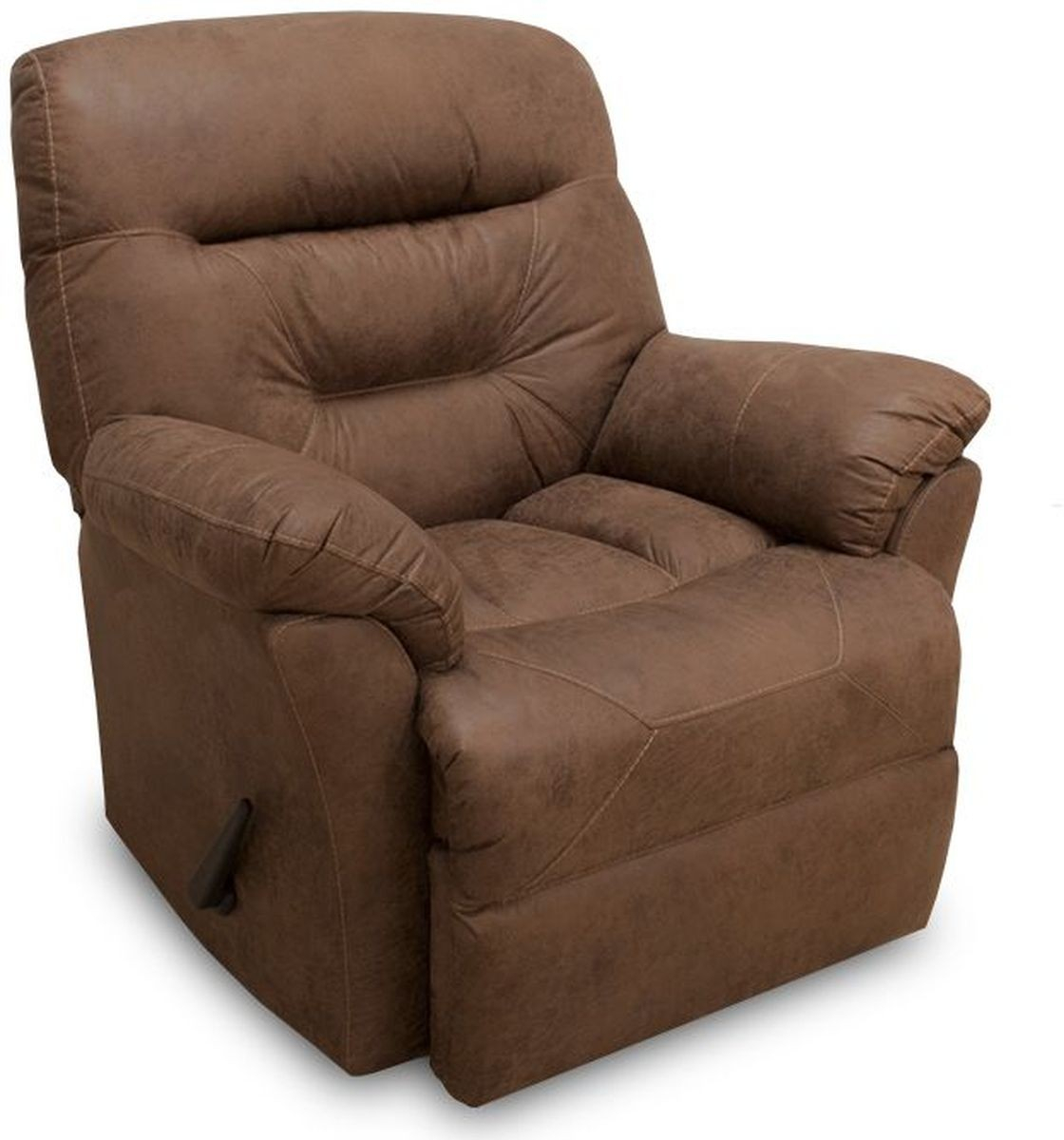 Franklin Prodigy Swivel Rocker Recliner In Bandero Tobacco | Local In Swivel Tobacco Leather Chairs (View 14 of 20)