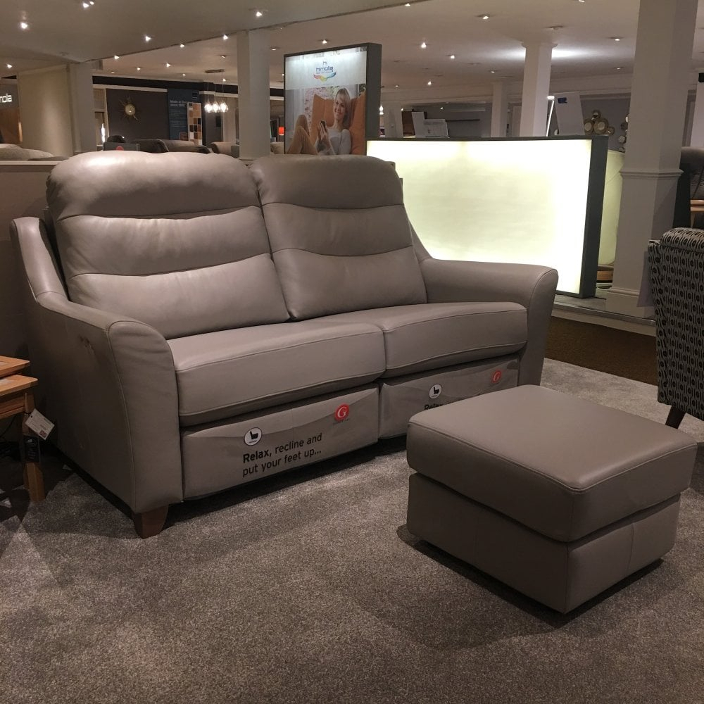 G Plan Tate 3 Seater Recliner Sofa & Chair Clearance – Local Delivery With Tate Ii Sofa Chairs (Photo 19 of 20)