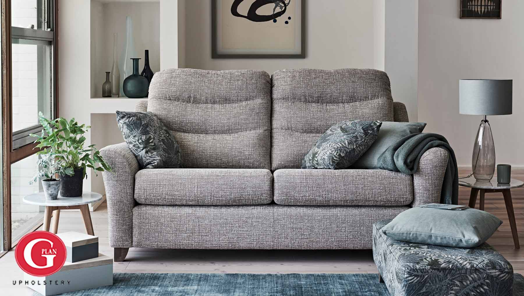 G Plan Tate – Fabric Ranges – Sofas & Chairs | Tr Hayes – Furniture Intended For Tate Ii Sofa Chairs (Image 3 of 20)
