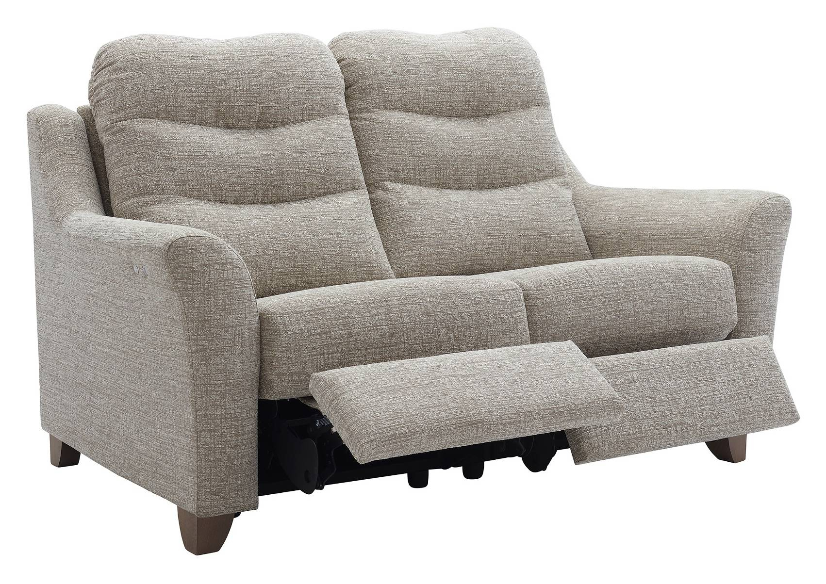 G Plan Tate Fixed & Recliner Sofa |Oldrids & Downtown Throughout Tate Arm Sofa Chairs (Image 6 of 20)