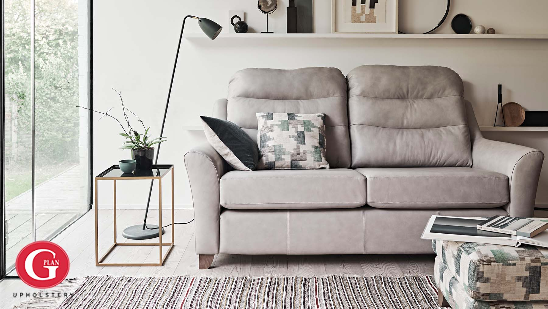 G Plan Tate – Leather Ranges – Sofas & Chairs | Tr Hayes – Furniture Intended For Tate Ii Sofa Chairs (Image 4 of 20)