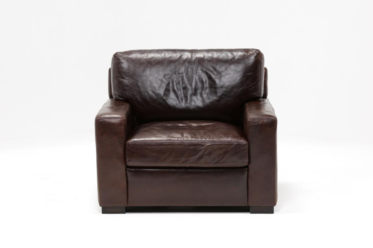 Gordon Arm Chair | Living Spaces Inside Gordon Arm Sofa Chairs (Image 4 of 20)