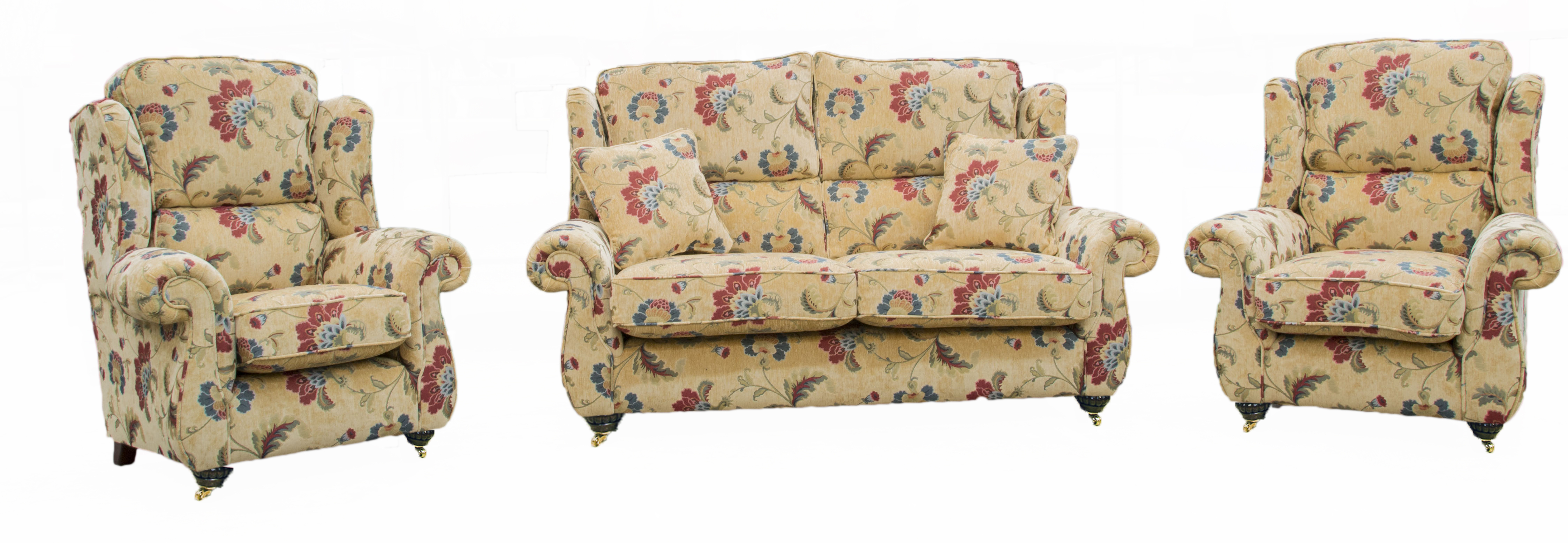 Grace Occasional Chairs – Finline Furniture Regarding Grace Sofa Chairs (Photo 15 of 20)