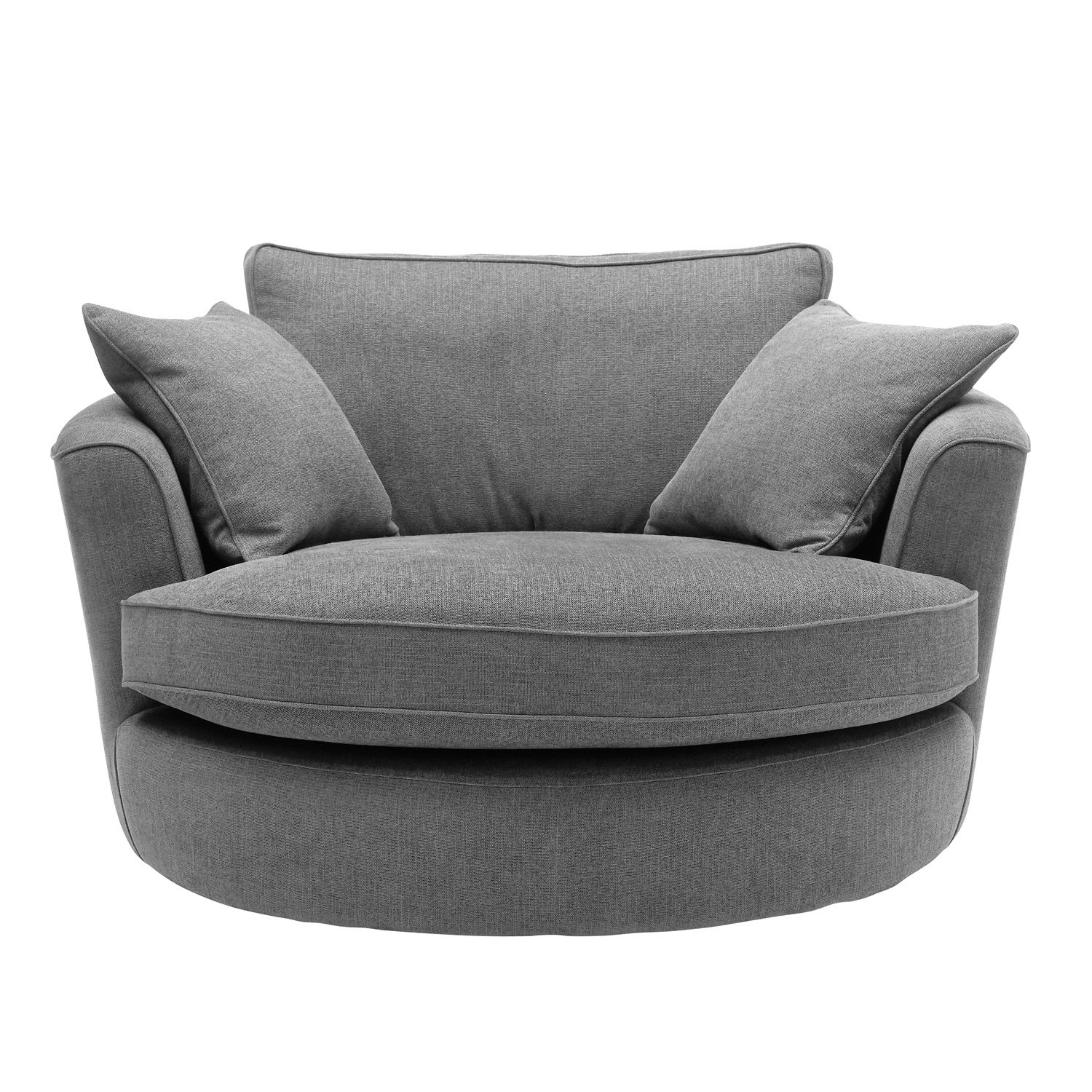 Featured Image of Gibson Swivel Cuddler Chairs