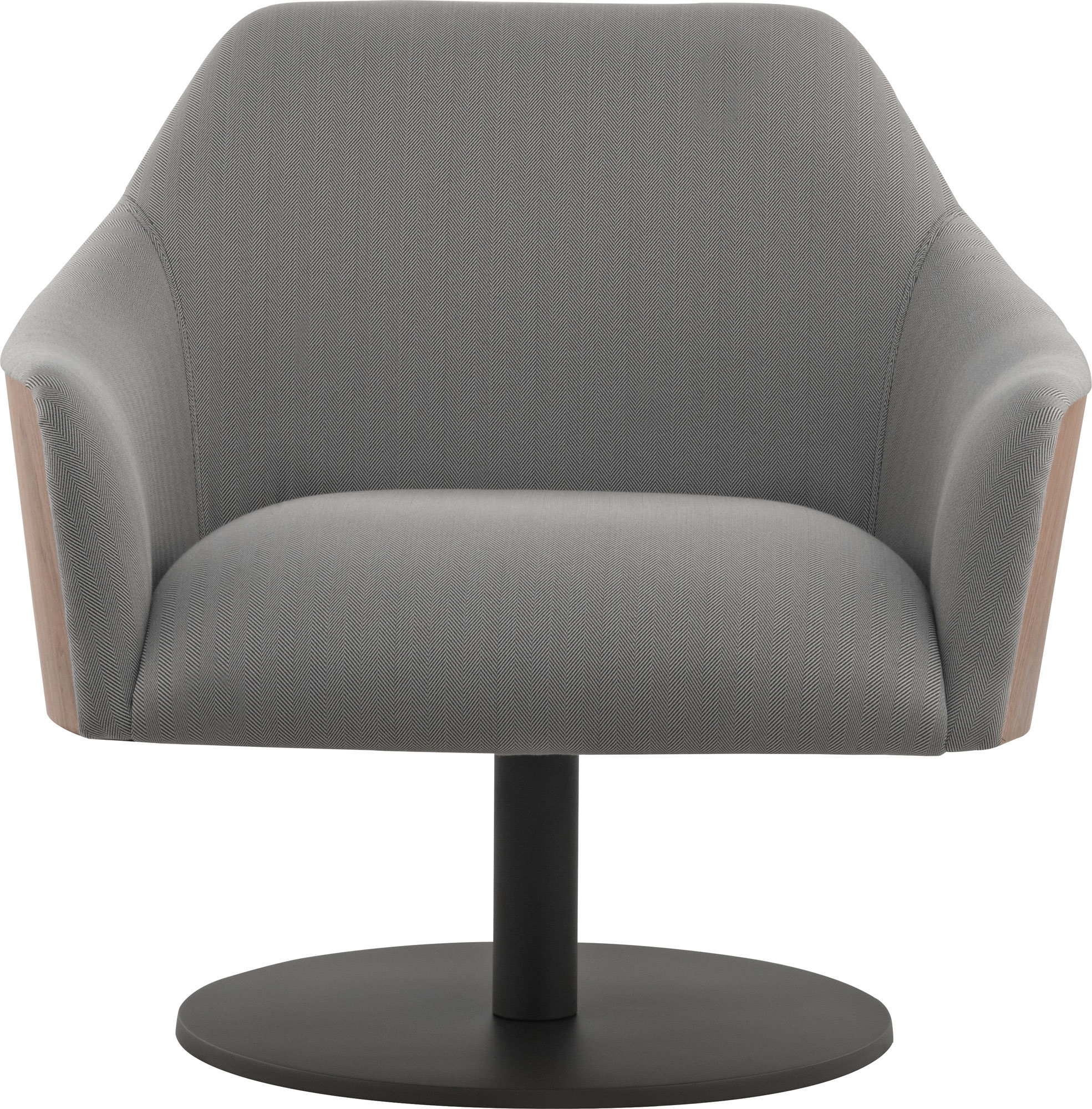 Henry Swivel Armchair | Allmodern Regarding Loft Black Swivel Accent Chairs (View 19 of 20)