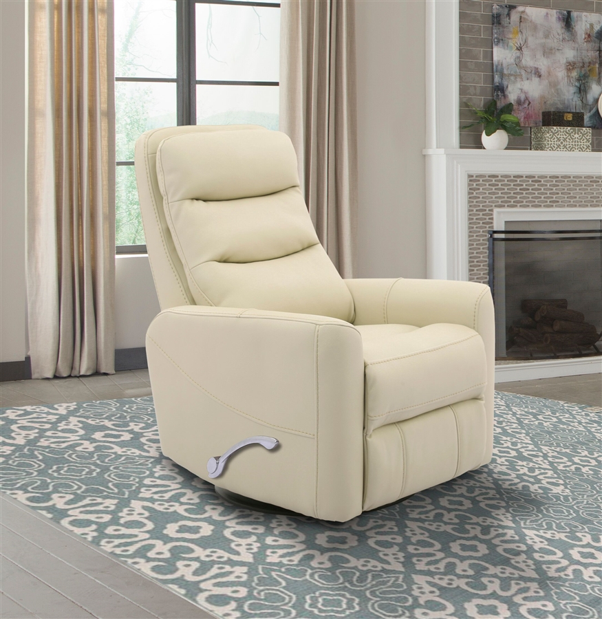 Hercules Glider Swivel Recliner With Articulating Headrest In Oyster For Hercules Oyster Swivel Glider Recliners (Image 10 of 20)