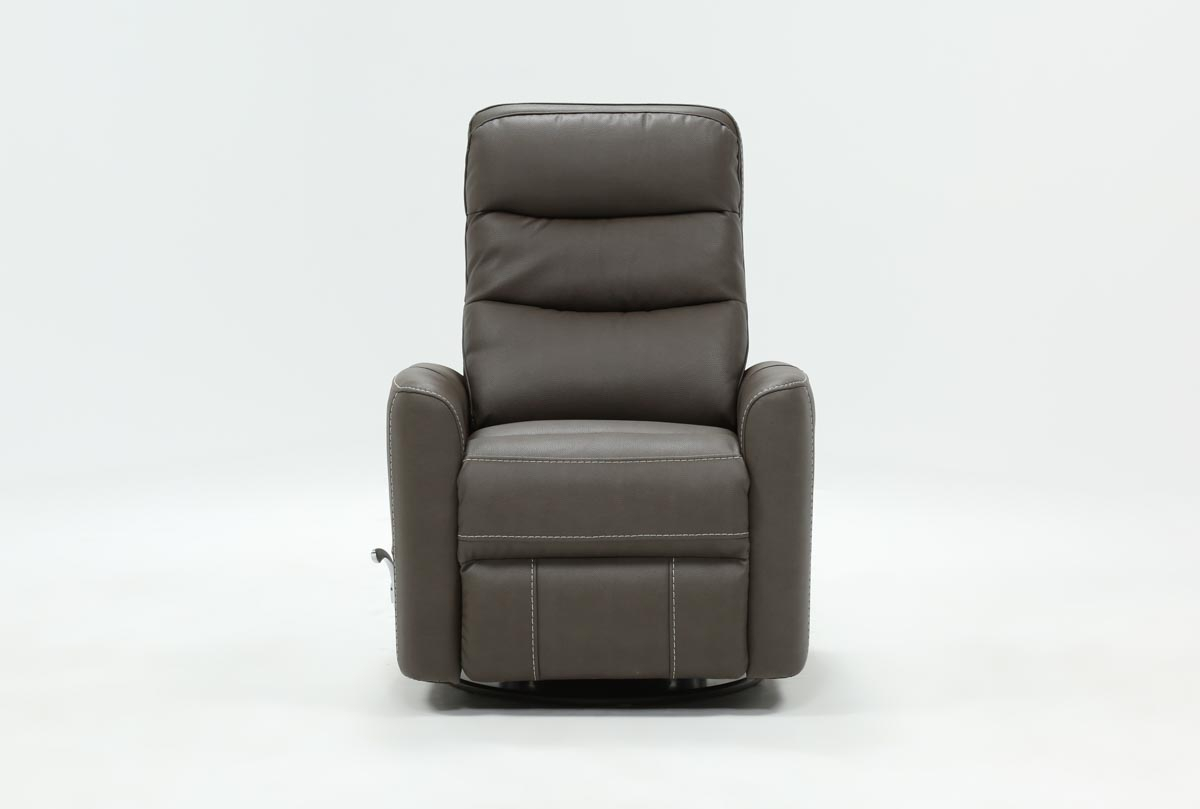 Featured Image of Hercules Grey Swivel Glider Recliners