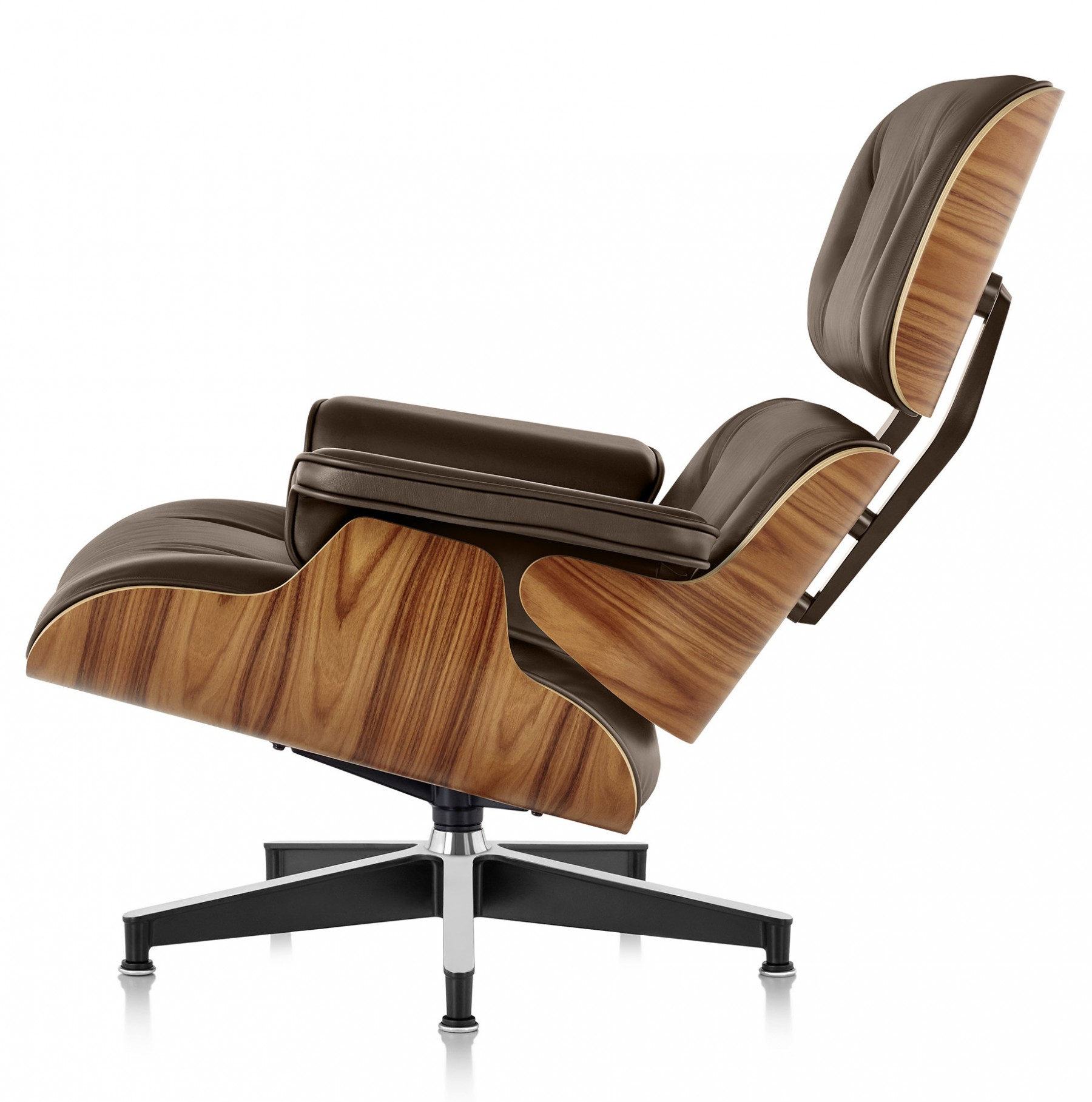 Herman Miller Eames® Lounge Chair – Gr Shop Canada Within Chadwick Gunmetal Swivel Chairs (Image 6 of 20)
