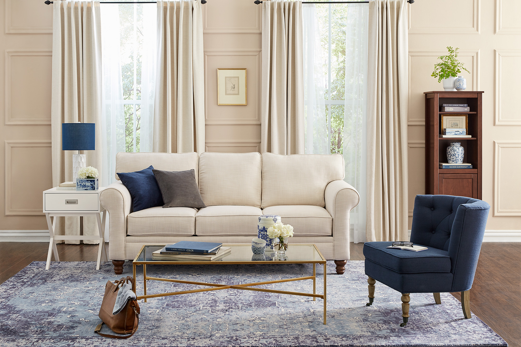 Holiday Shopping Sales For Mansfield Bed, Queen, Mohair, Graphite With Mansfield Graphite Velvet Sofa Chairs (Image 4 of 20)