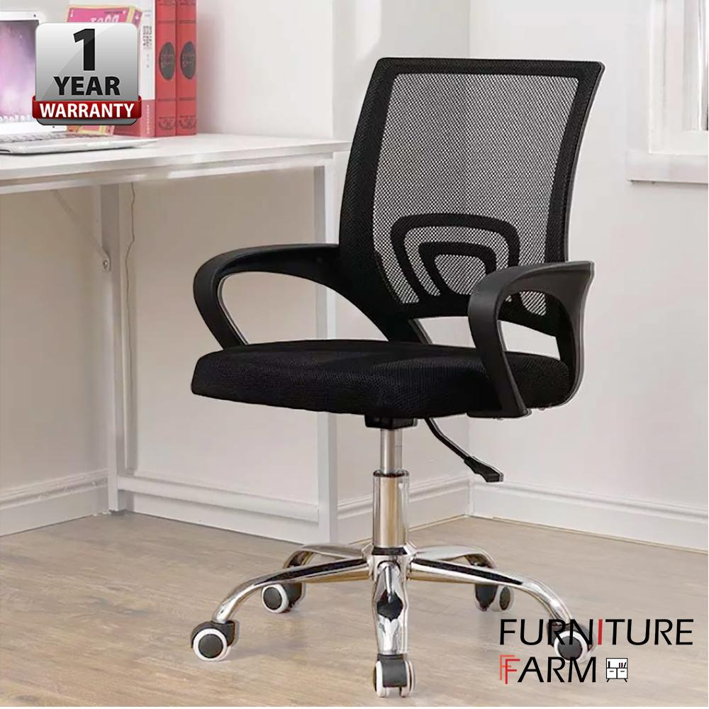 Home Home Office Chairs – Buy Home Home Office Chairs At Best Price In Chill Swivel Chairs With Metal Base (Image 12 of 20)
