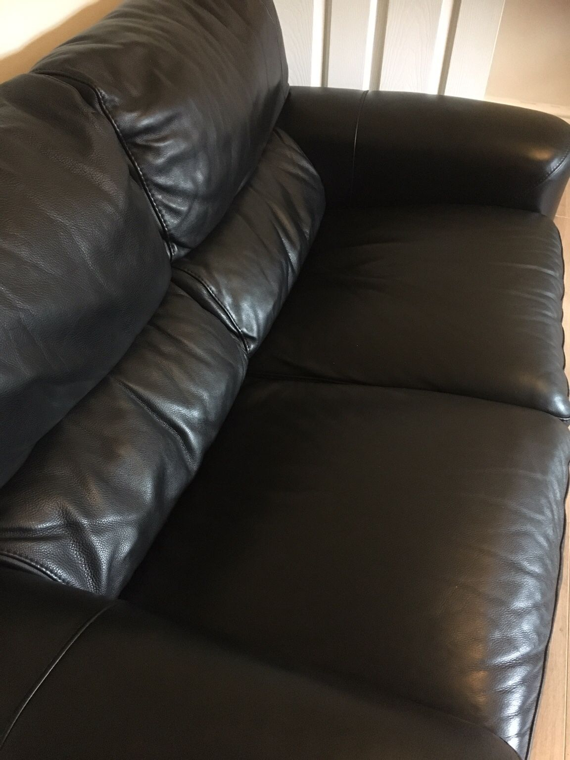 Https://en.shpock/i/w8Uitd3Ptwsme 6B/ 2018 12 17T20:34:49+ With Moana Blue Leather Power Reclining Sofa Chairs With Usb (Photo 15 of 20)