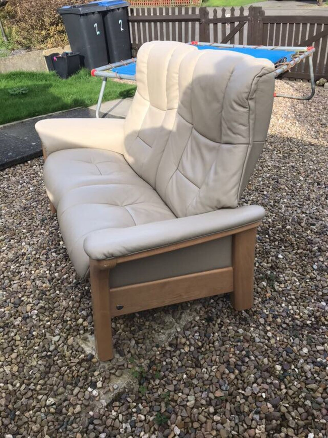 Https://en.shpock/i/wfolnphi_Zxeyzh5/ 2017 11 04T21:01:25+01 Inside Moana Taupe Leather Power Reclining Sofa Chairs With Usb (Photo 16 of 20)