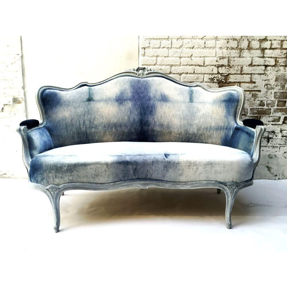 Image Of Josephine Sofa: Reimagined French Provical Sofa | Interiors In Josephine Sofa Chairs (View 16 of 20)