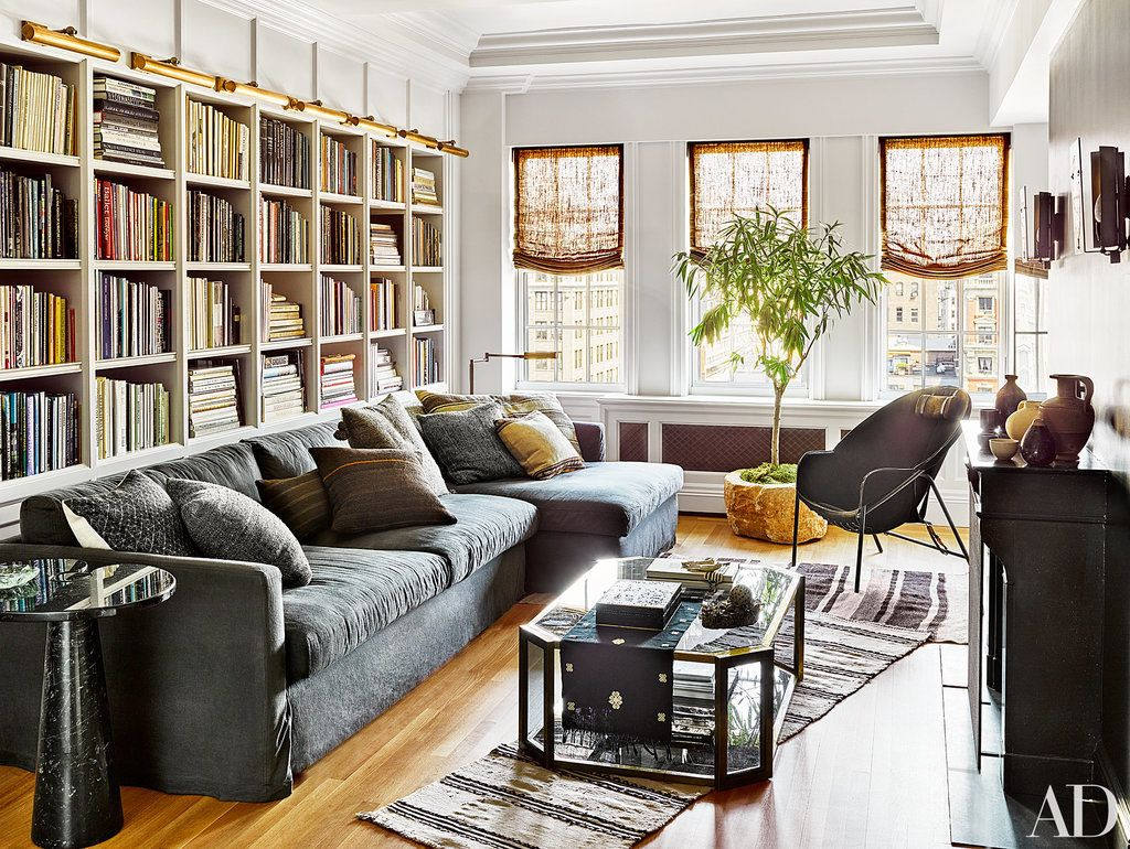 Inside Nate Berkus And Jeremiah Brent's New Home With Baby Poppy Inside Liv Arm Sofa Chairs By Nate Berkus And Jeremiah Brent (Image 6 of 20)