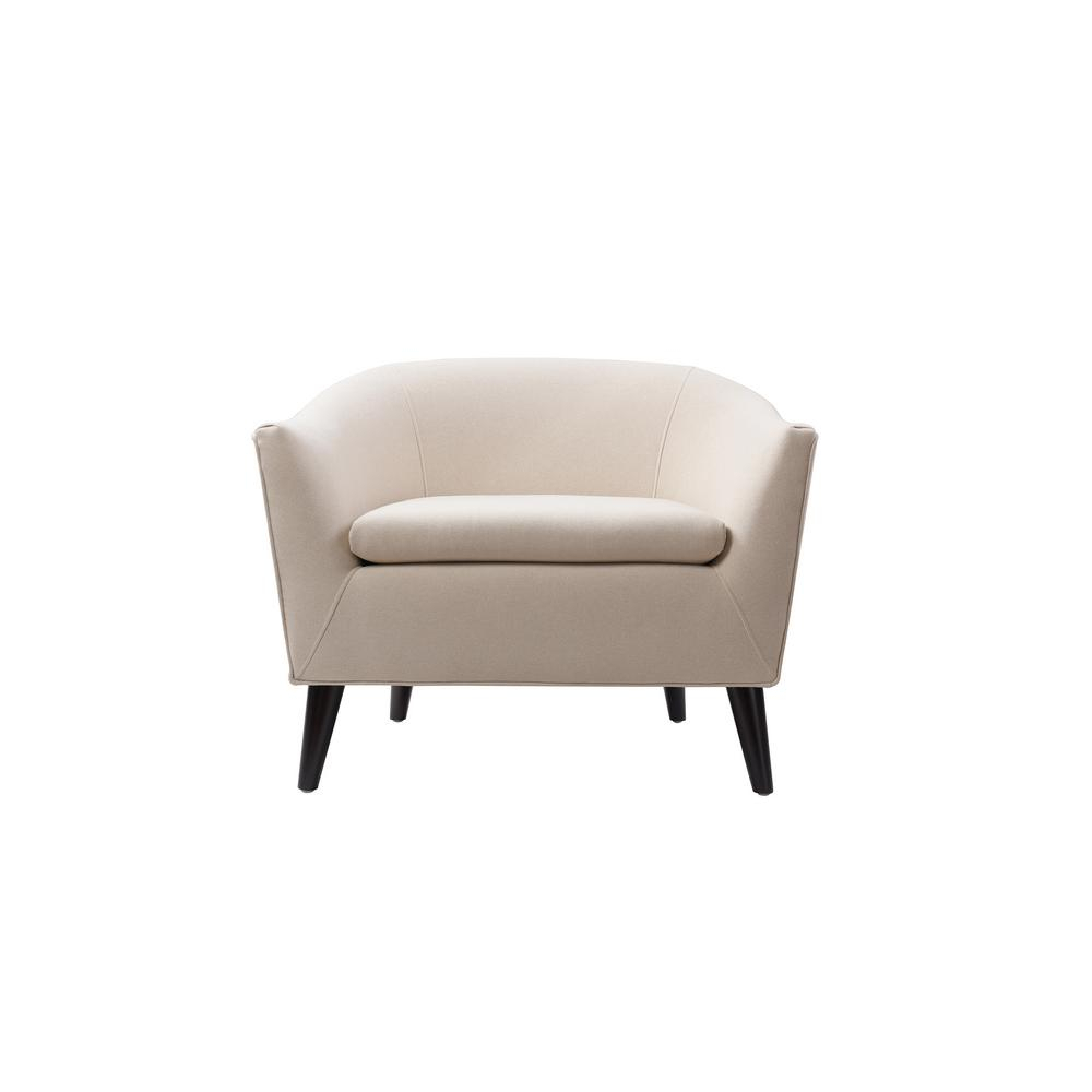 Jennifer Taylor Lia Sky Neutral Barrel Chair 63320 1 970 – The Home Throughout Amari Swivel Accent Chairs (View 6 of 20)