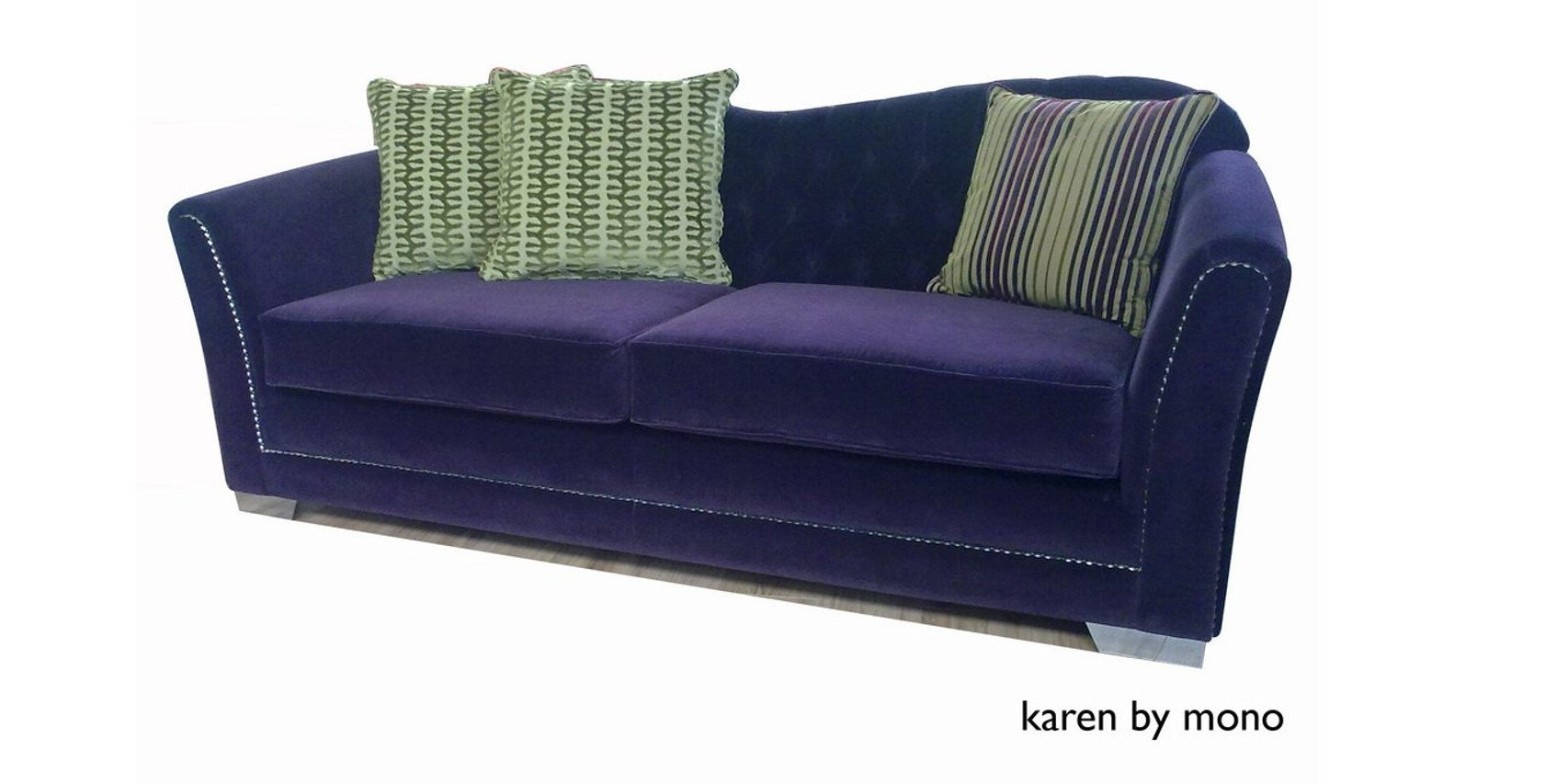 Karen Sofa – Mono Furniture Regarding Karen Sofa Chairs (Image 9 of 20)