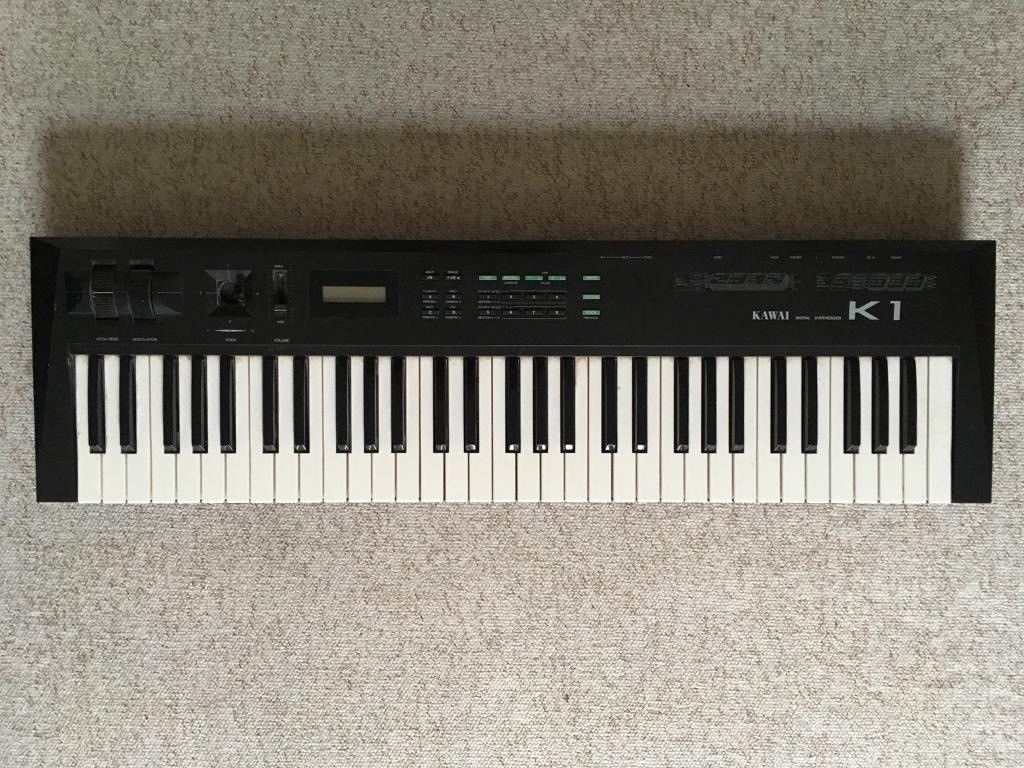 Kawai K1 Digital Synthesizer (80's) | In Clifton, Bristol | Gumtree Within Kawai Leather Swivel Chairs (View 15 of 20)