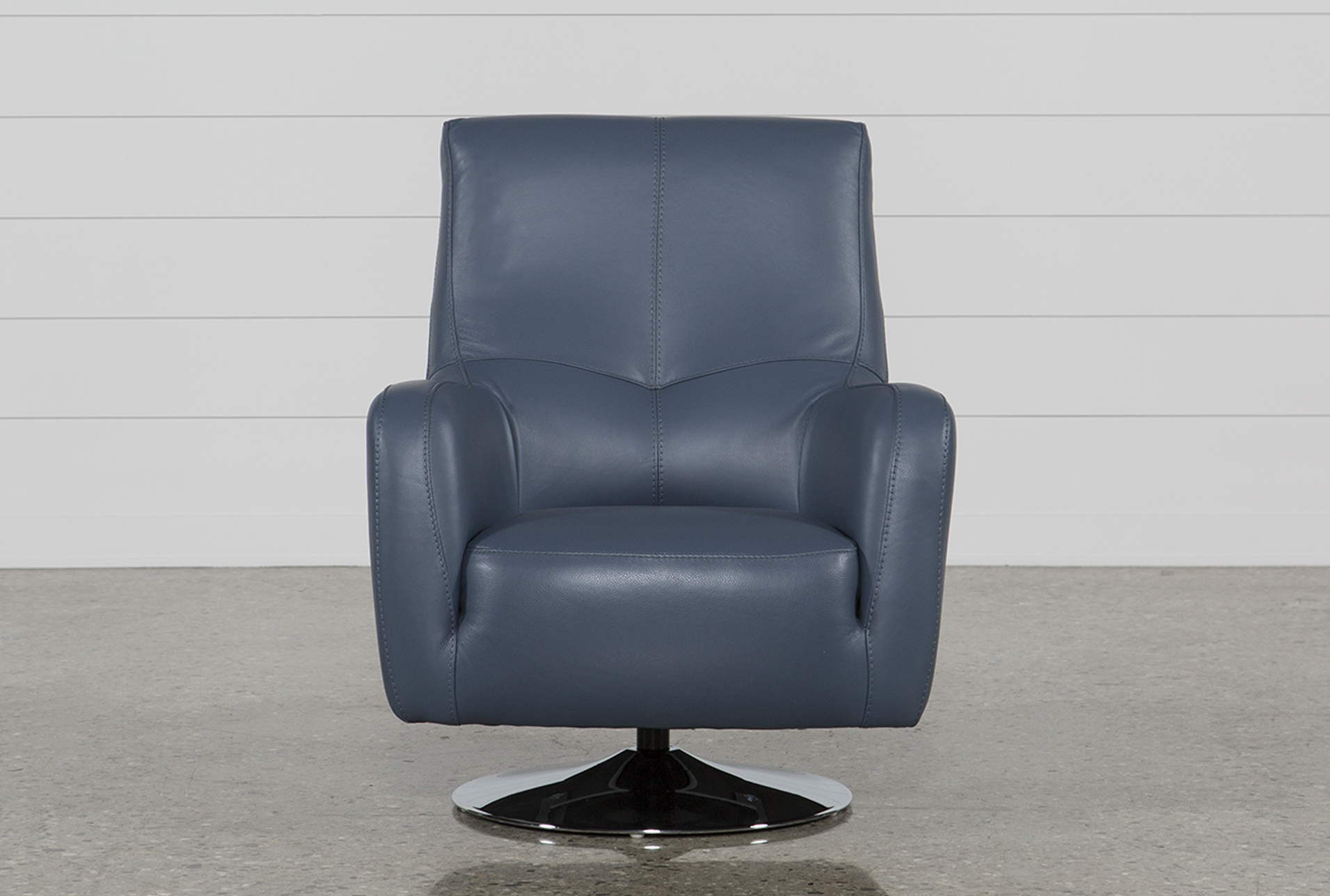 Kawai Leather Swivel Chair | Products | Pinterest | Leather Swivel Inside Amala White Leather Reclining Swivel Chairs (Image 15 of 20)