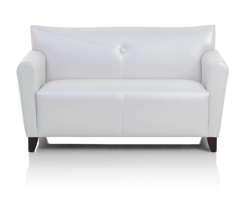 Ki Furniture Mesa™ Loveseat | Wayfair Intended For Mesa Foam Oversized Sofa Chairs (Image 10 of 20)