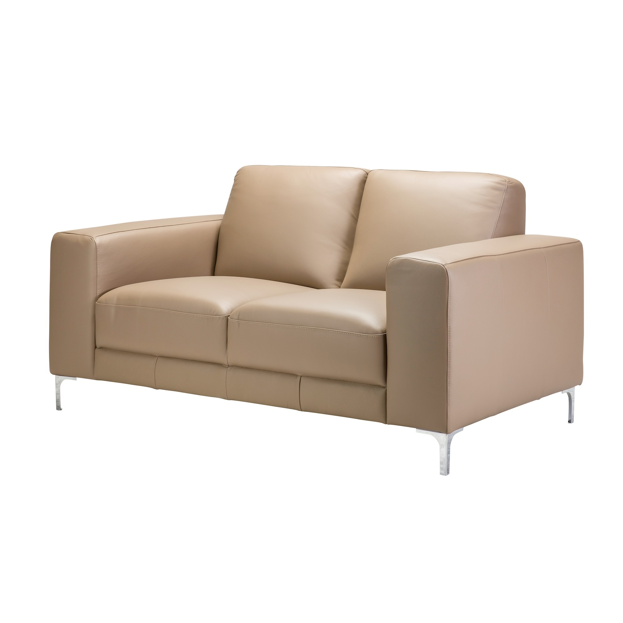 Kiara 2 Seater Love Seat Leather Inside Kiara Sofa Chairs (Image 6 of 20)