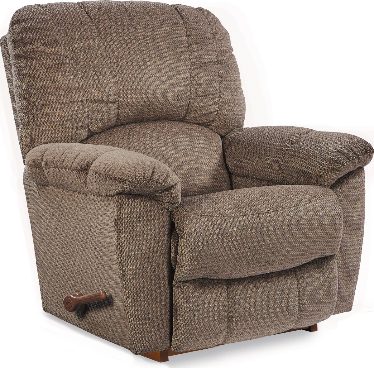La Z Boy Hayes Rocker Recliner & Reviews | Wayfair Within Gibson Swivel Cuddler Chairs (View 4 of 20)