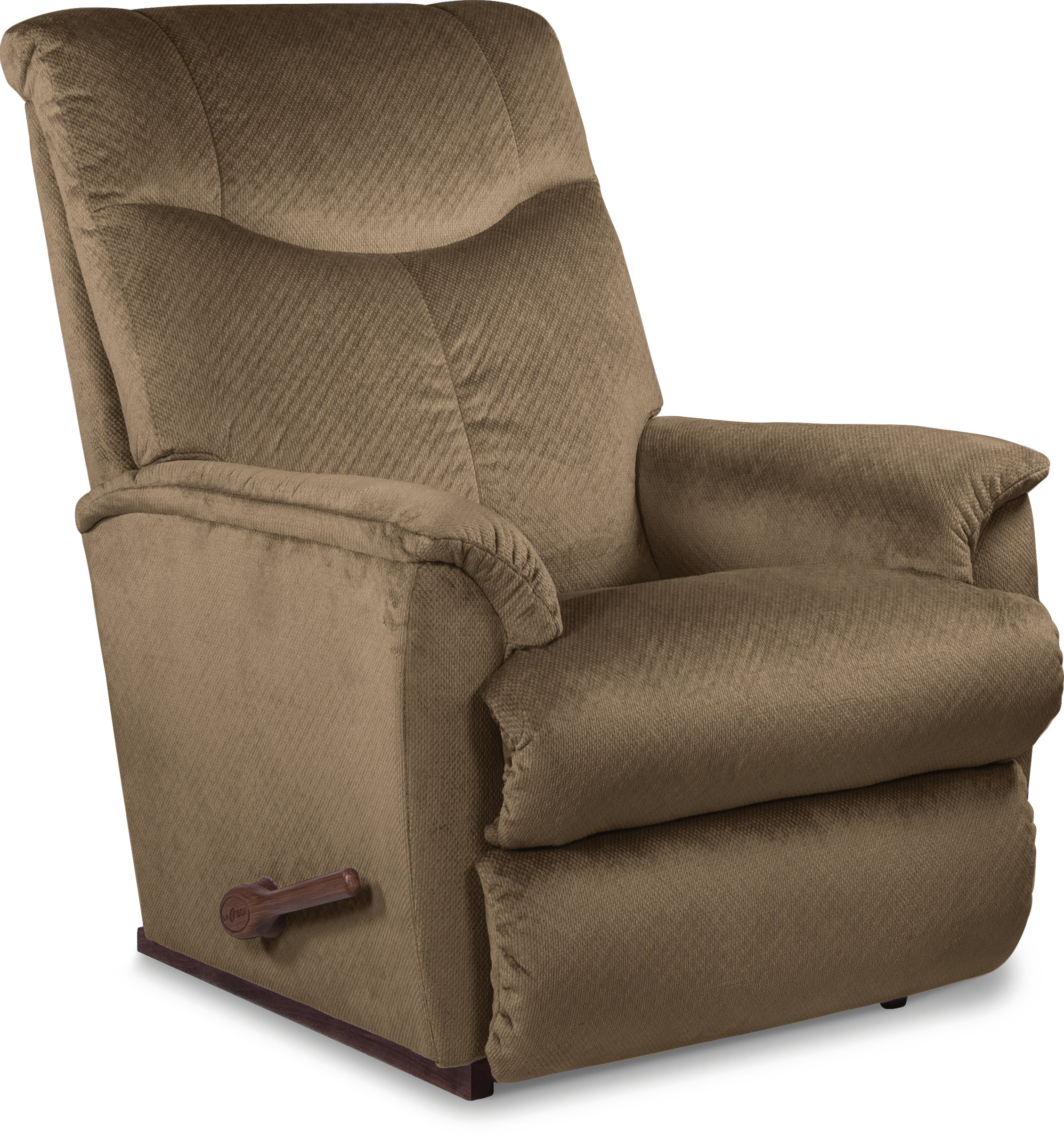 La Z Boy Hunter Rocker Recliner & Reviews | Wayfair Regarding Sheldon Oversized Sofa Chairs (Photo 12 of 20)