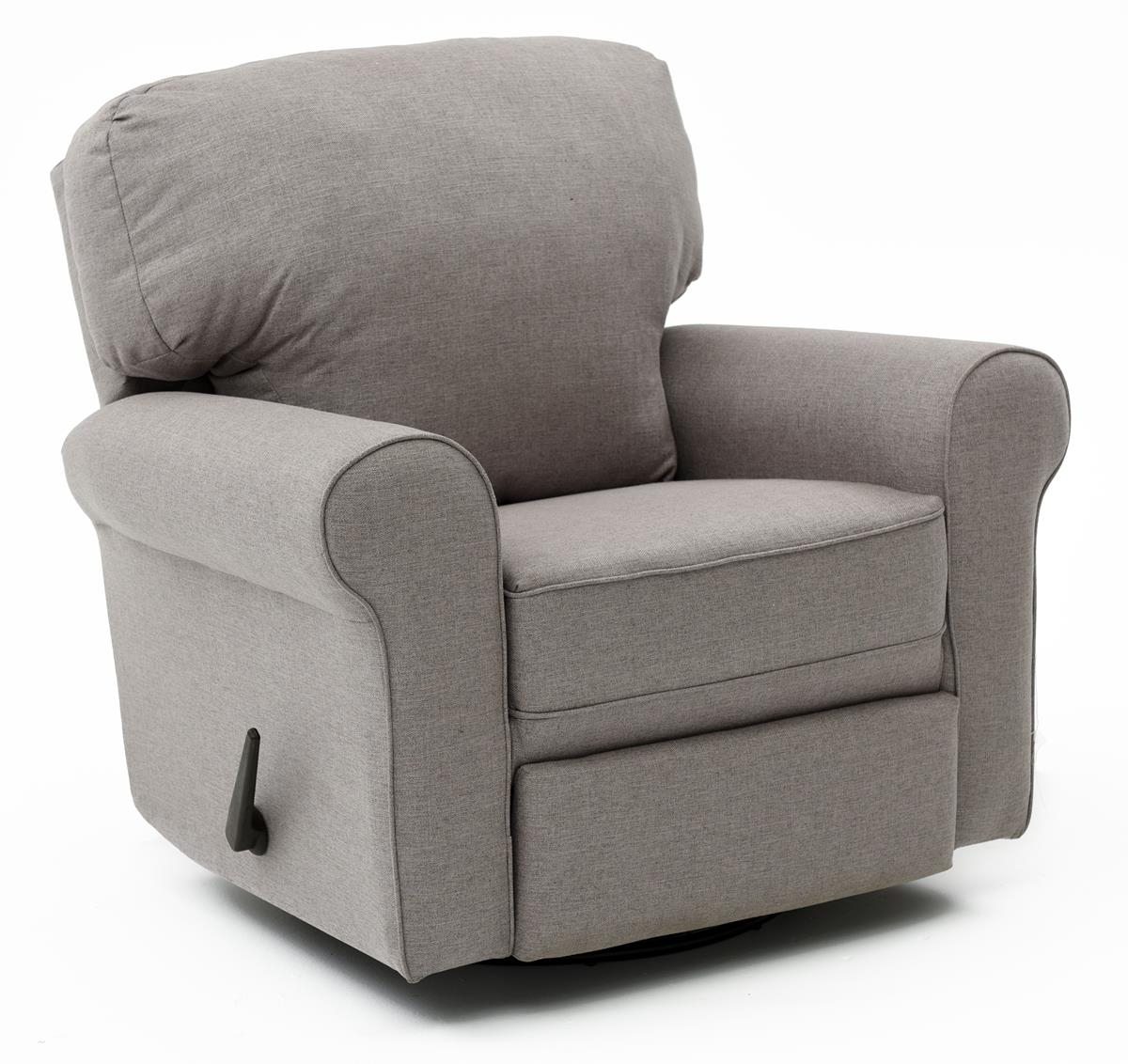 Leather Swivel Rocker Recliner And Its Benefits | Pertaining To Decker Ii Fabric Swivel Rocker Recliners (Image 10 of 20)