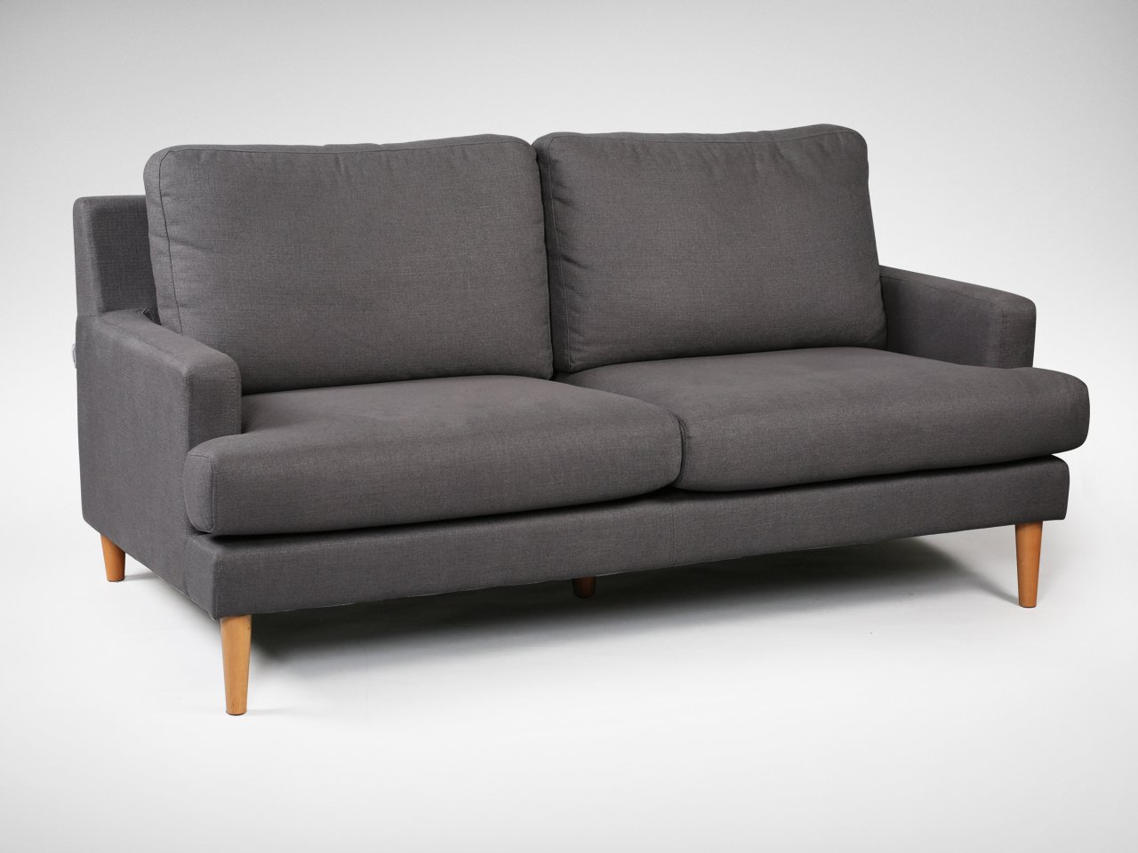 Leila 3–Seater Sofa | Comfort Design – The Chair & Table People Inside Landry Sofa Chairs (Image 16 of 20)