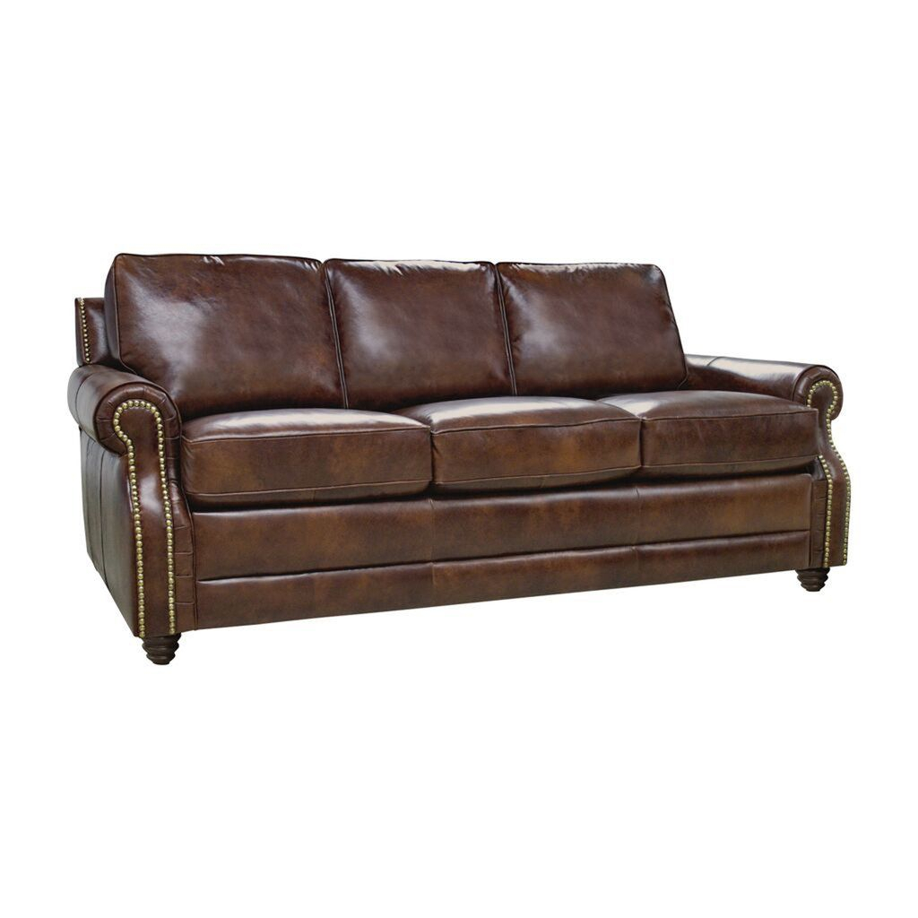 Levi Leather Sofa In 2018 | Furniture | Pinterest | Furniture Intended For Magnolia Home Foundation Leather Sofa Chairs (Image 12 of 20)