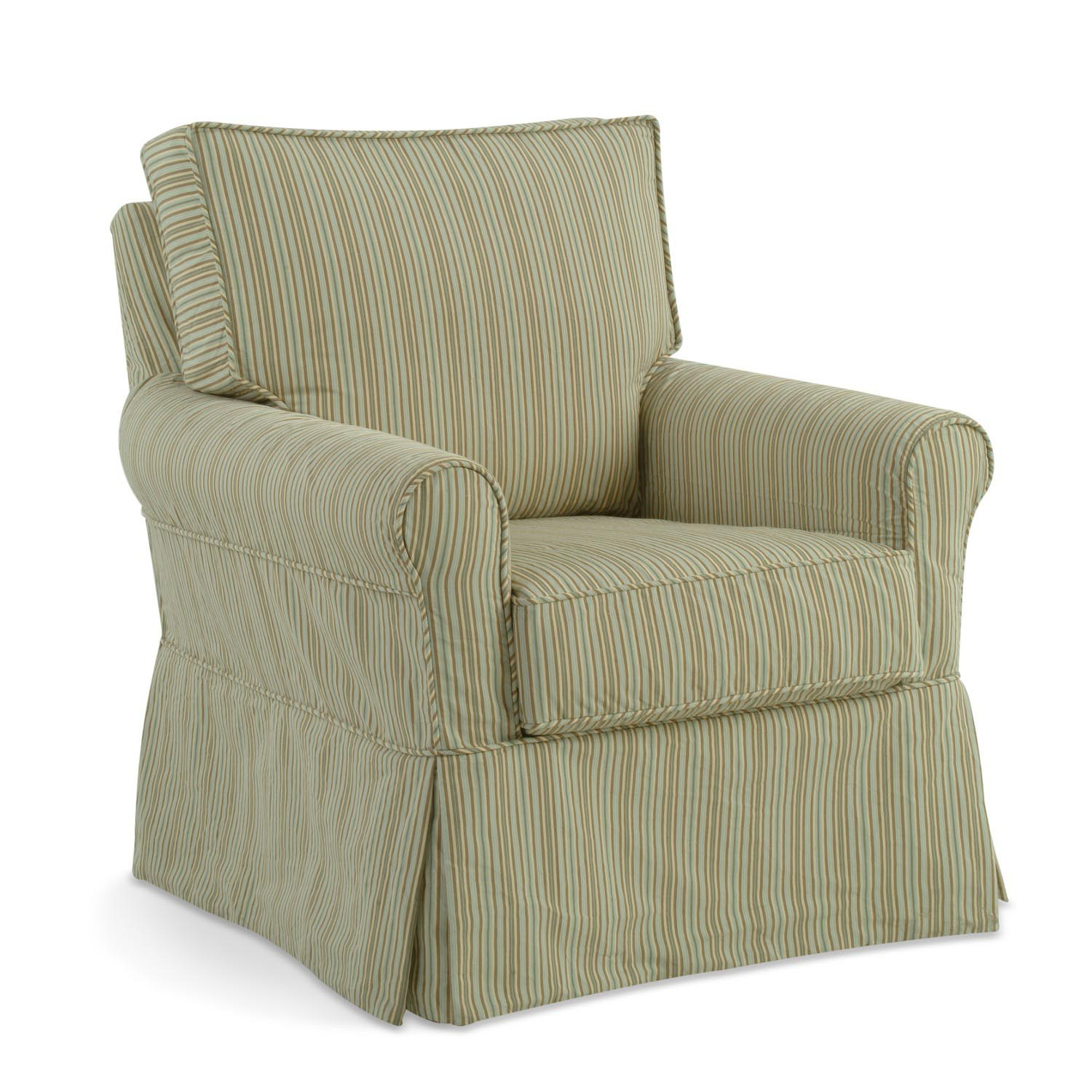 Libby Accent Chair | American Country With Loft Smokey Swivel Accent Chairs (Image 11 of 20)