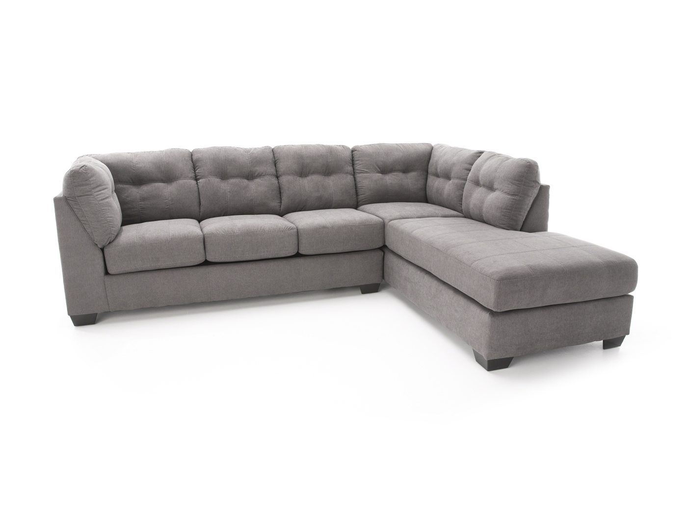 Living Room – Sectionals | Steinhafels Inside Allie Dark Grey Sofa Chairs (Image 14 of 20)