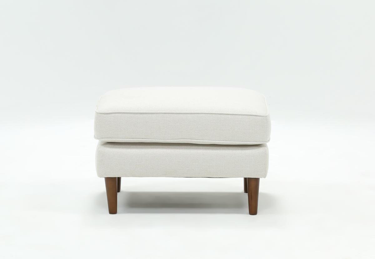 London Optical Ottoman | Living Spaces Inside London Optical Sofa Chairs (Image 11 of 20)